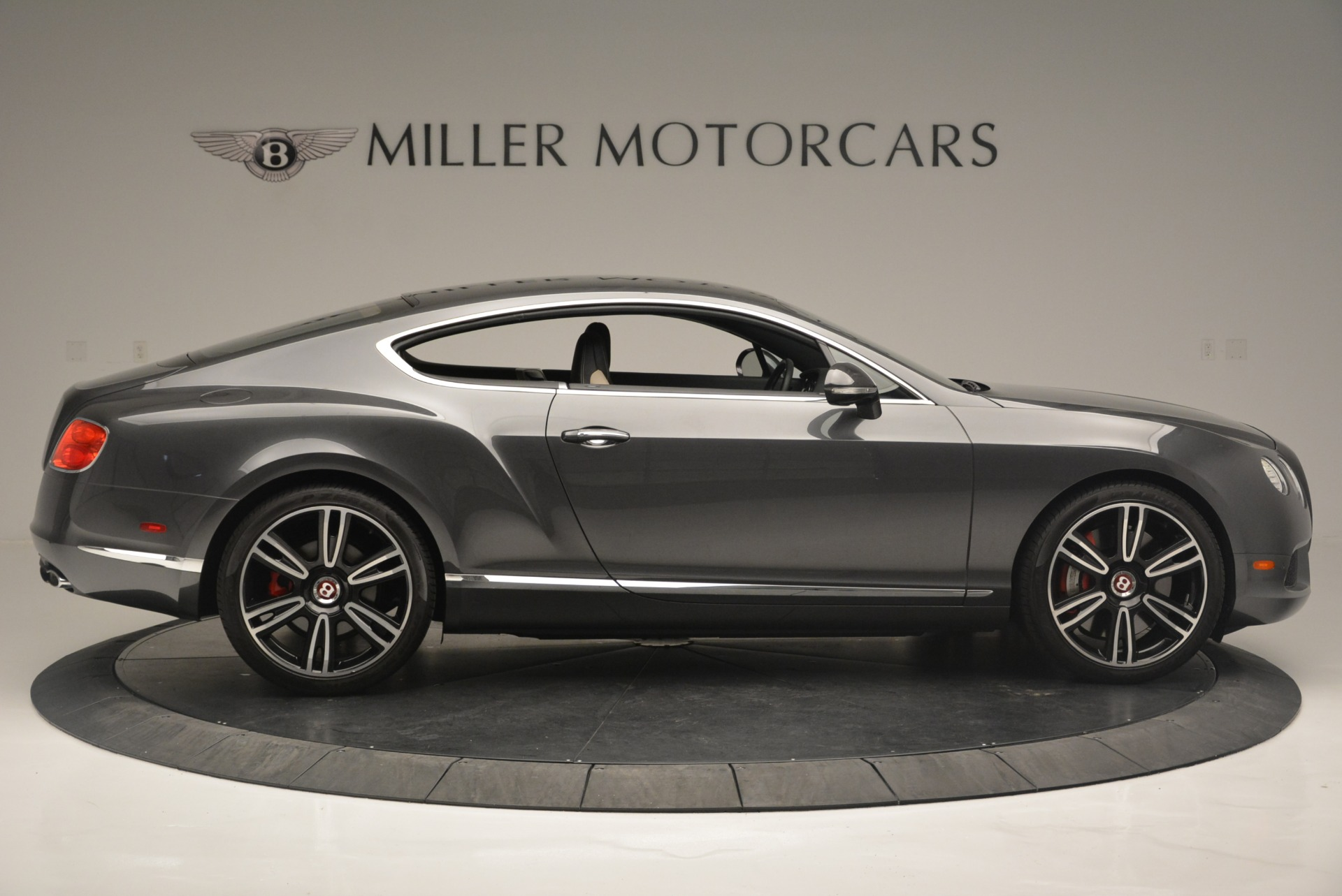 Used 2013 Bentley Continental GT V8 For Sale In Greenwich, CT 2377_p9