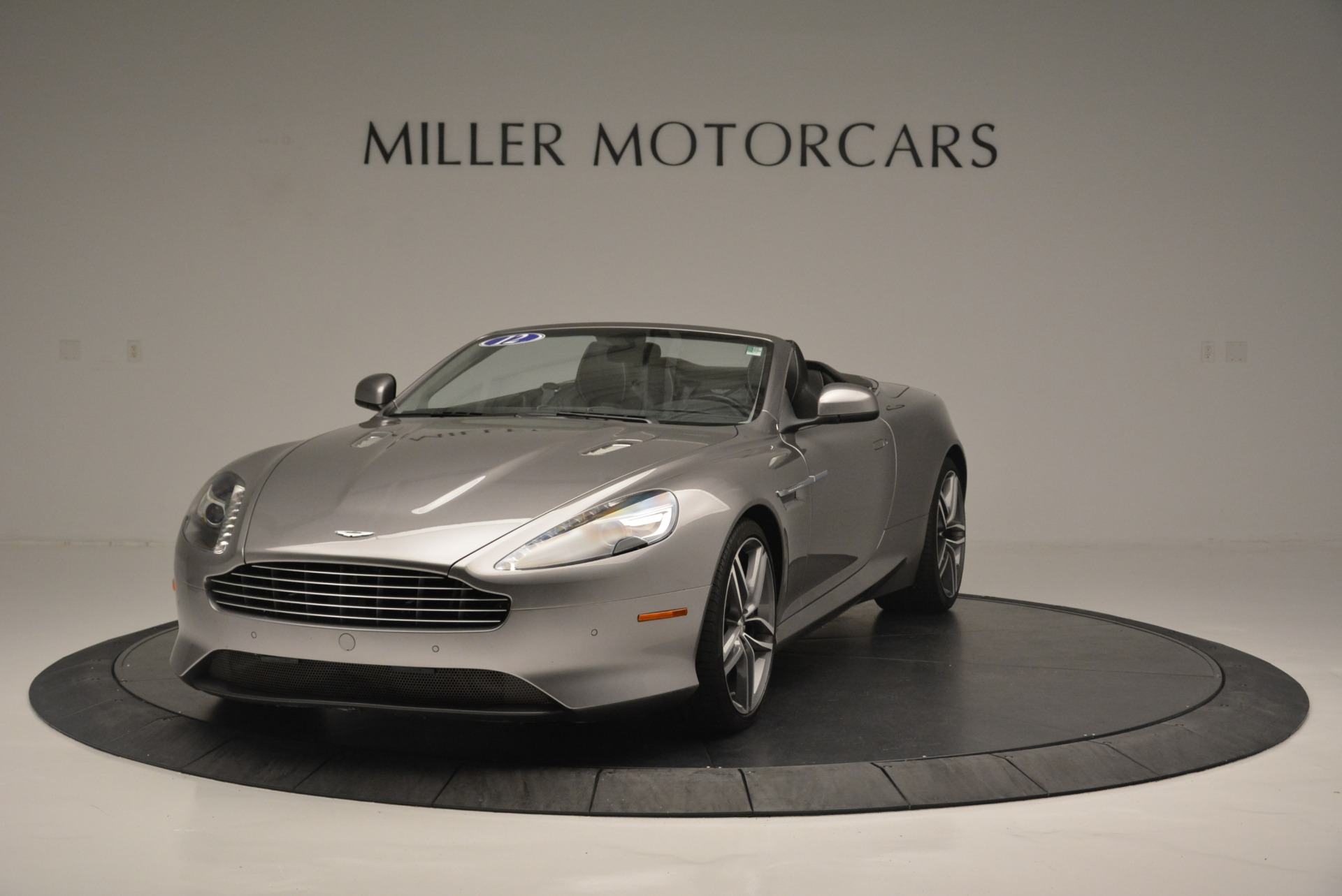 Used 2012 Aston Martin Virage Volante For Sale In Greenwich, CT