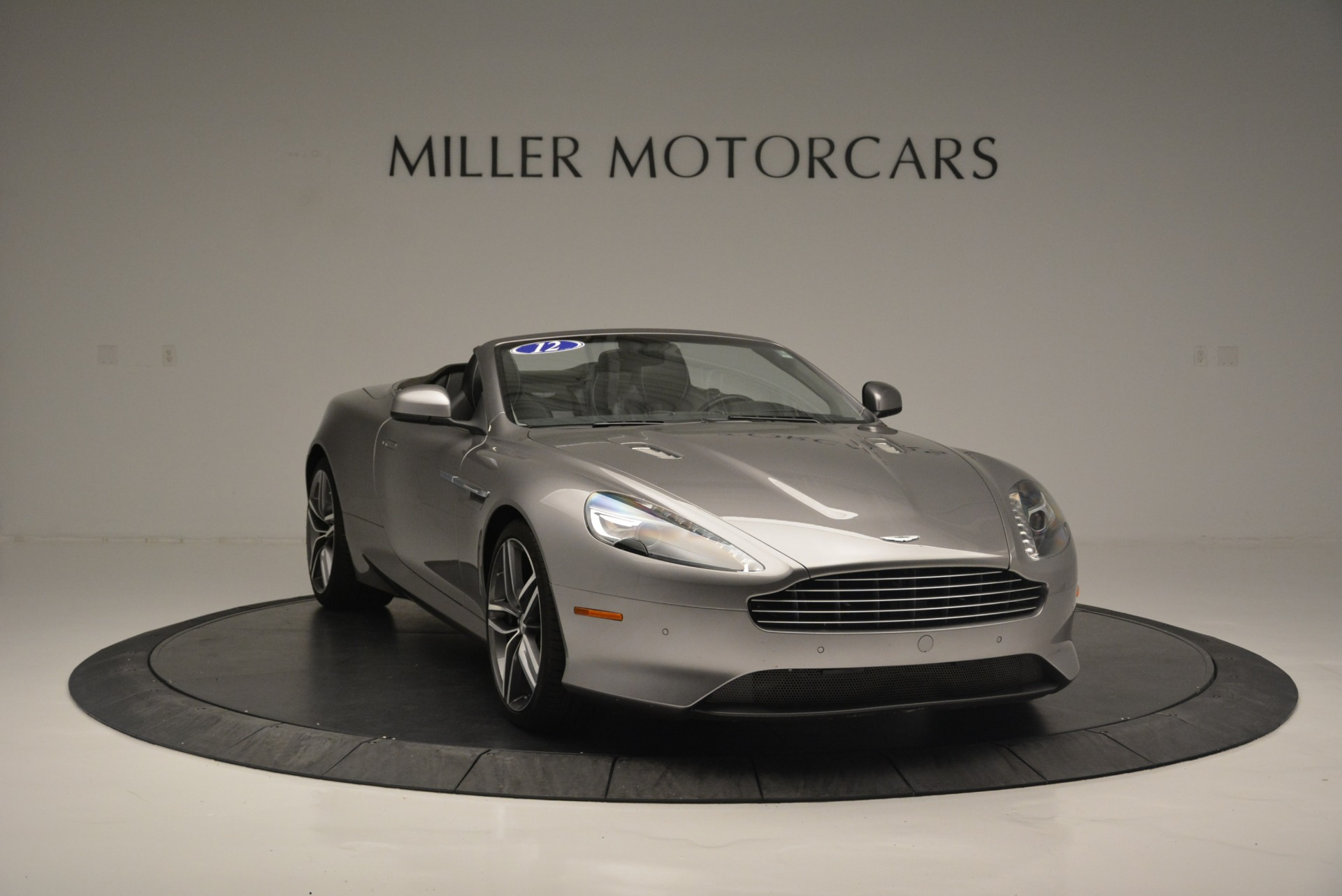 Used 2012 Aston Martin Virage Volante For Sale In Greenwich, CT 2378_p11