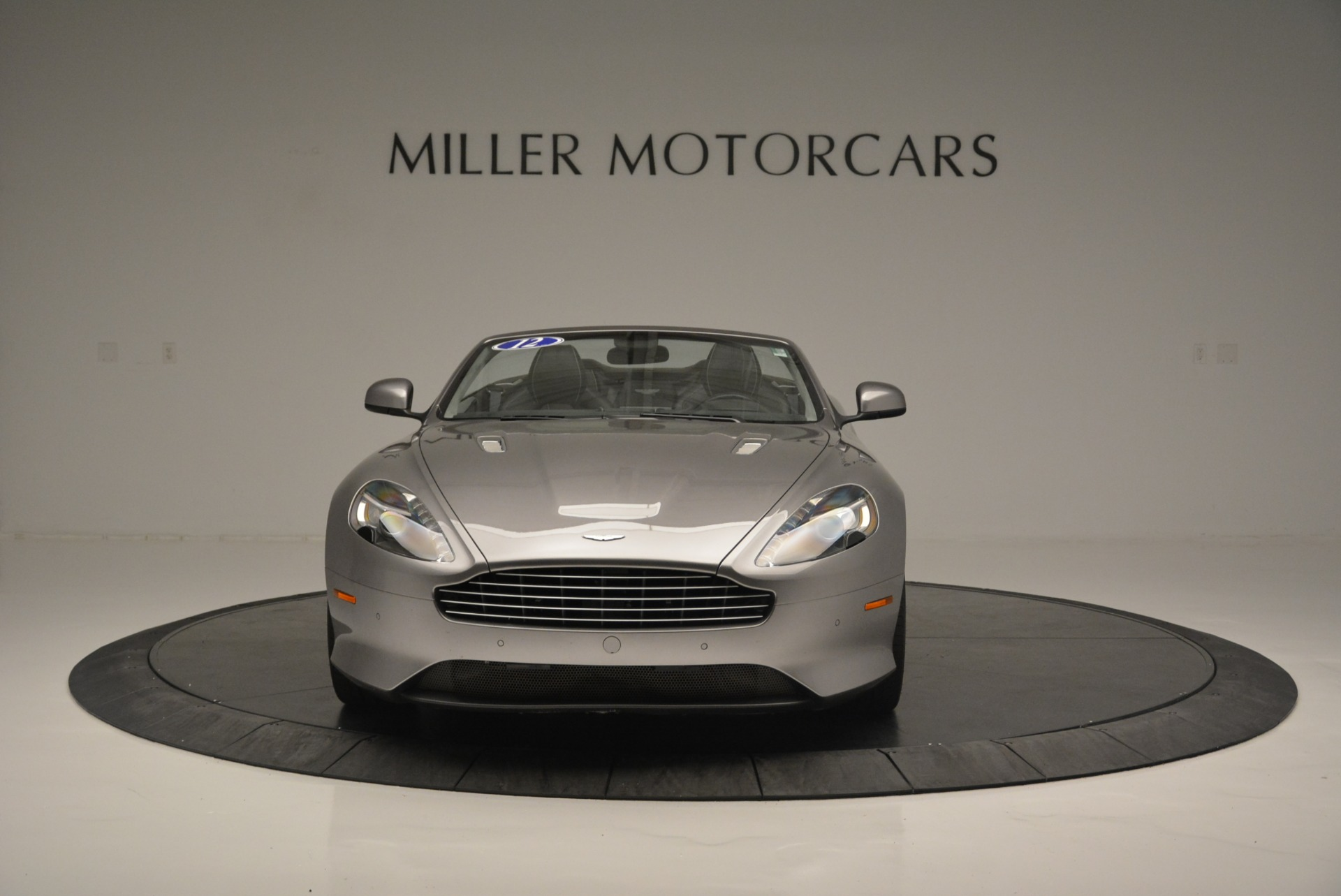Used 2012 Aston Martin Virage Volante For Sale In Greenwich, CT 2378_p12