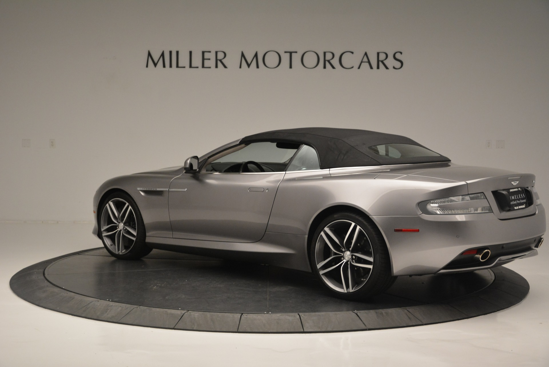 Used 2012 Aston Martin Virage Volante For Sale In Greenwich, CT 2378_p16