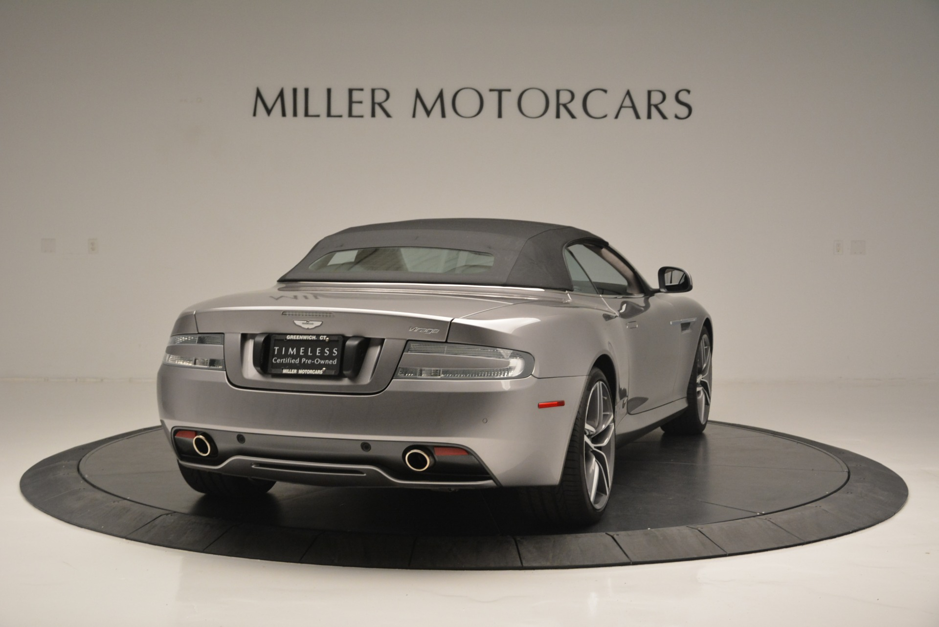 Used 2012 Aston Martin Virage Volante For Sale In Greenwich, CT 2378_p19