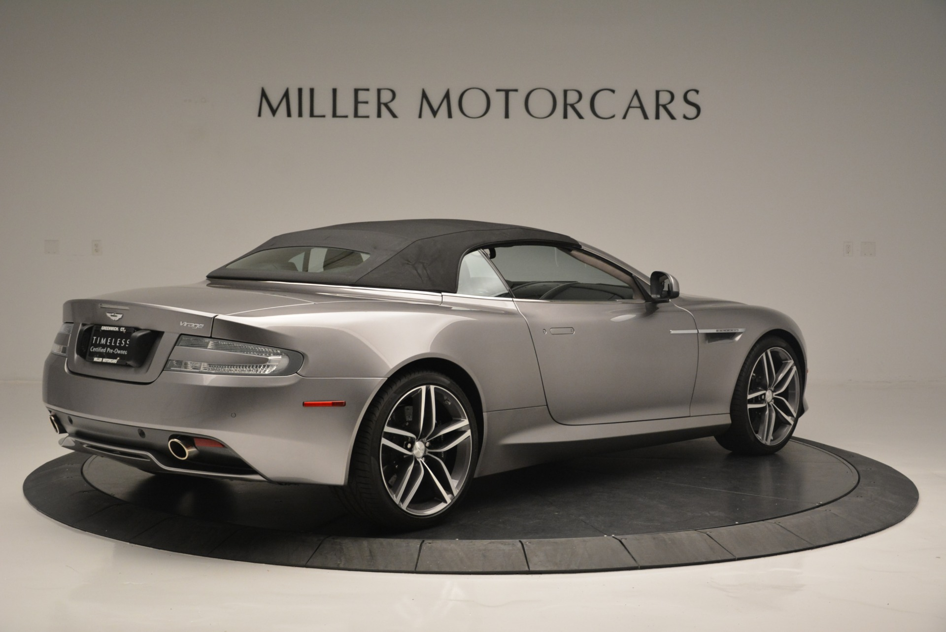 Used 2012 Aston Martin Virage Volante For Sale In Greenwich, CT 2378_p20