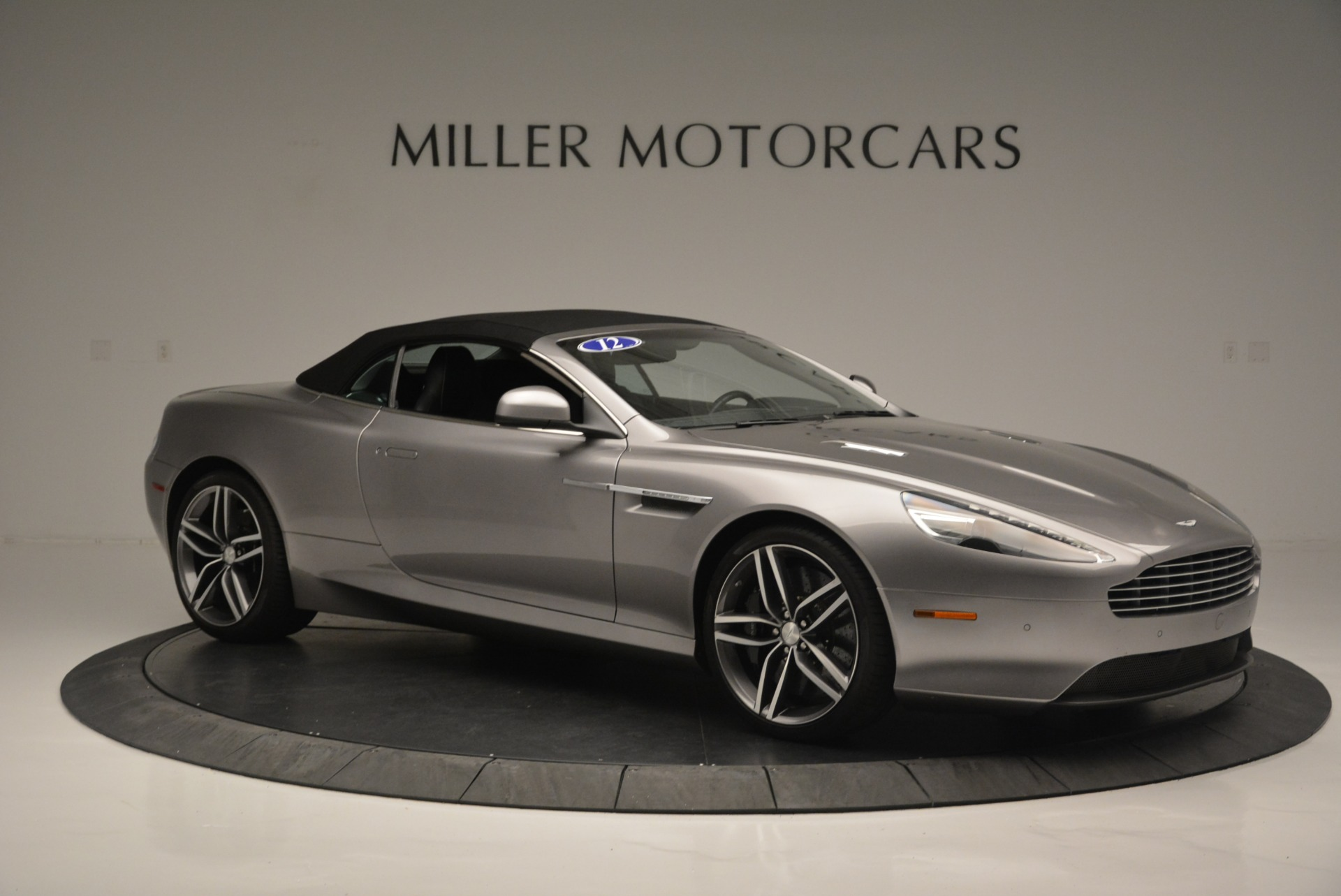 Used 2012 Aston Martin Virage Volante For Sale In Greenwich, CT 2378_p22