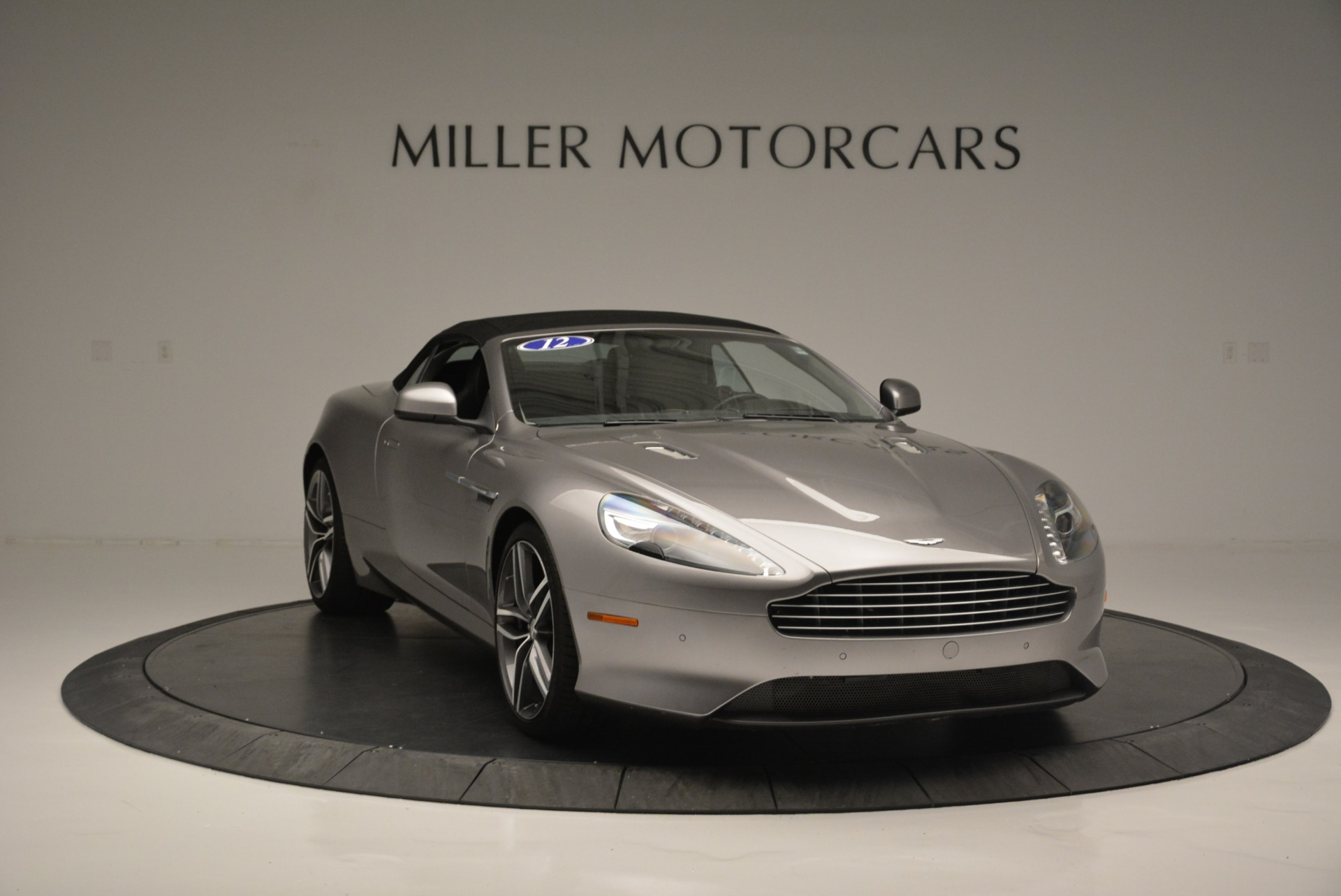 Used 2012 Aston Martin Virage Volante For Sale In Greenwich, CT 2378_p23