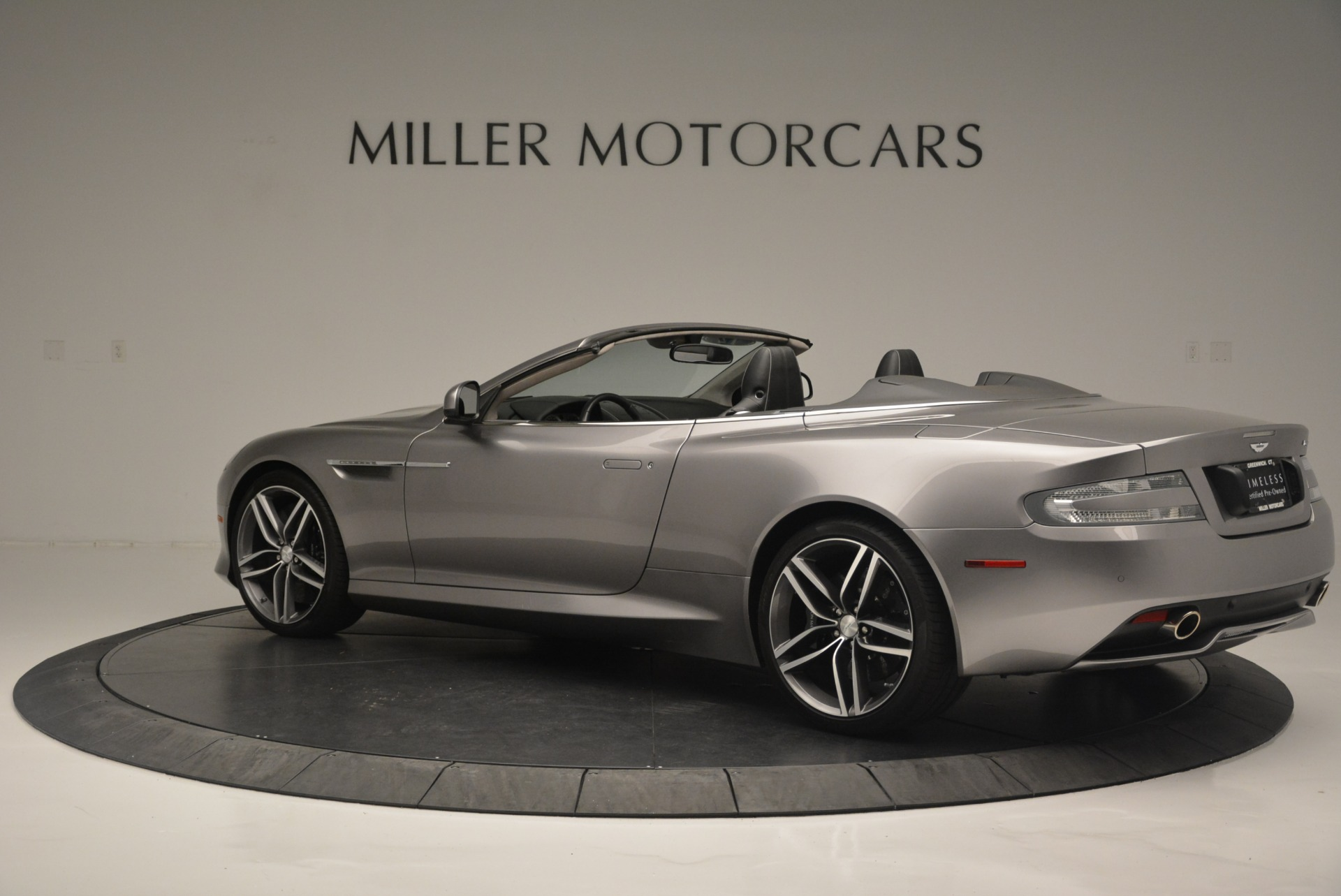 Used 2012 Aston Martin Virage Volante For Sale In Greenwich, CT 2378_p4