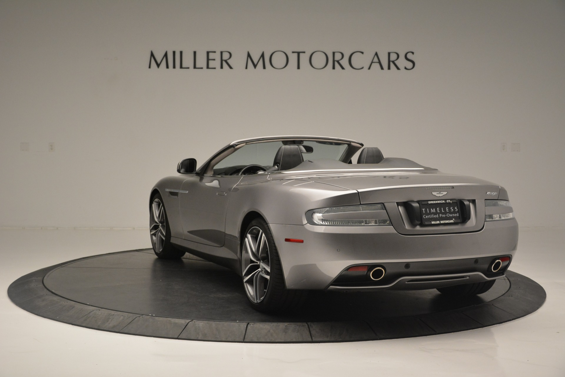 Used 2012 Aston Martin Virage Volante For Sale In Greenwich, CT 2378_p5
