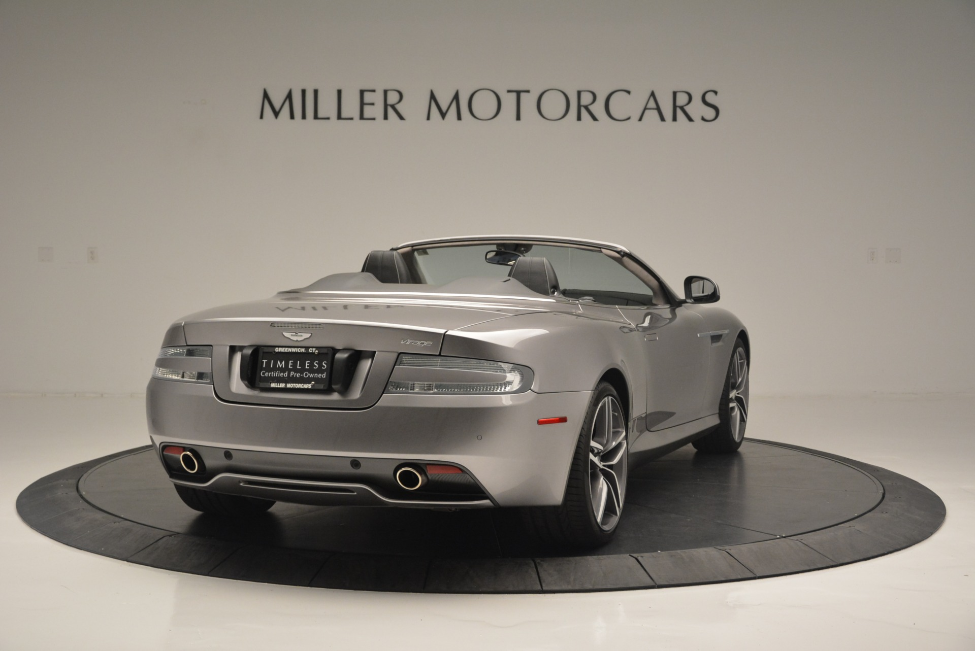 Used 2012 Aston Martin Virage Volante For Sale In Greenwich, CT 2378_p7