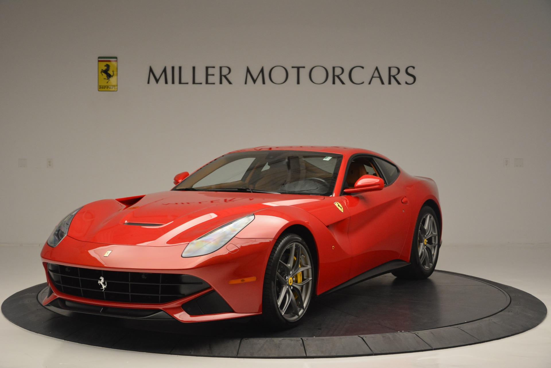 Used 2014 Ferrari F12 Berlinetta  For Sale In Greenwich, CT 2380_main