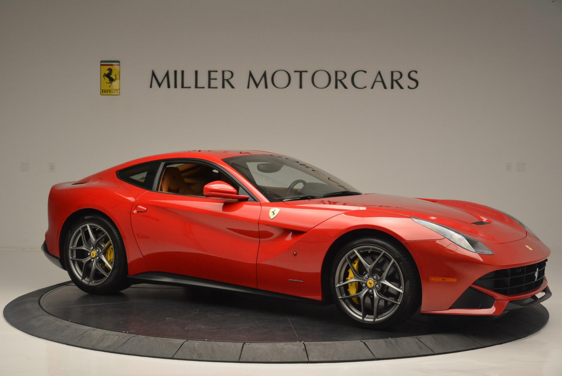 Used 2014 Ferrari F12 Berlinetta  For Sale In Greenwich, CT 2380_p10