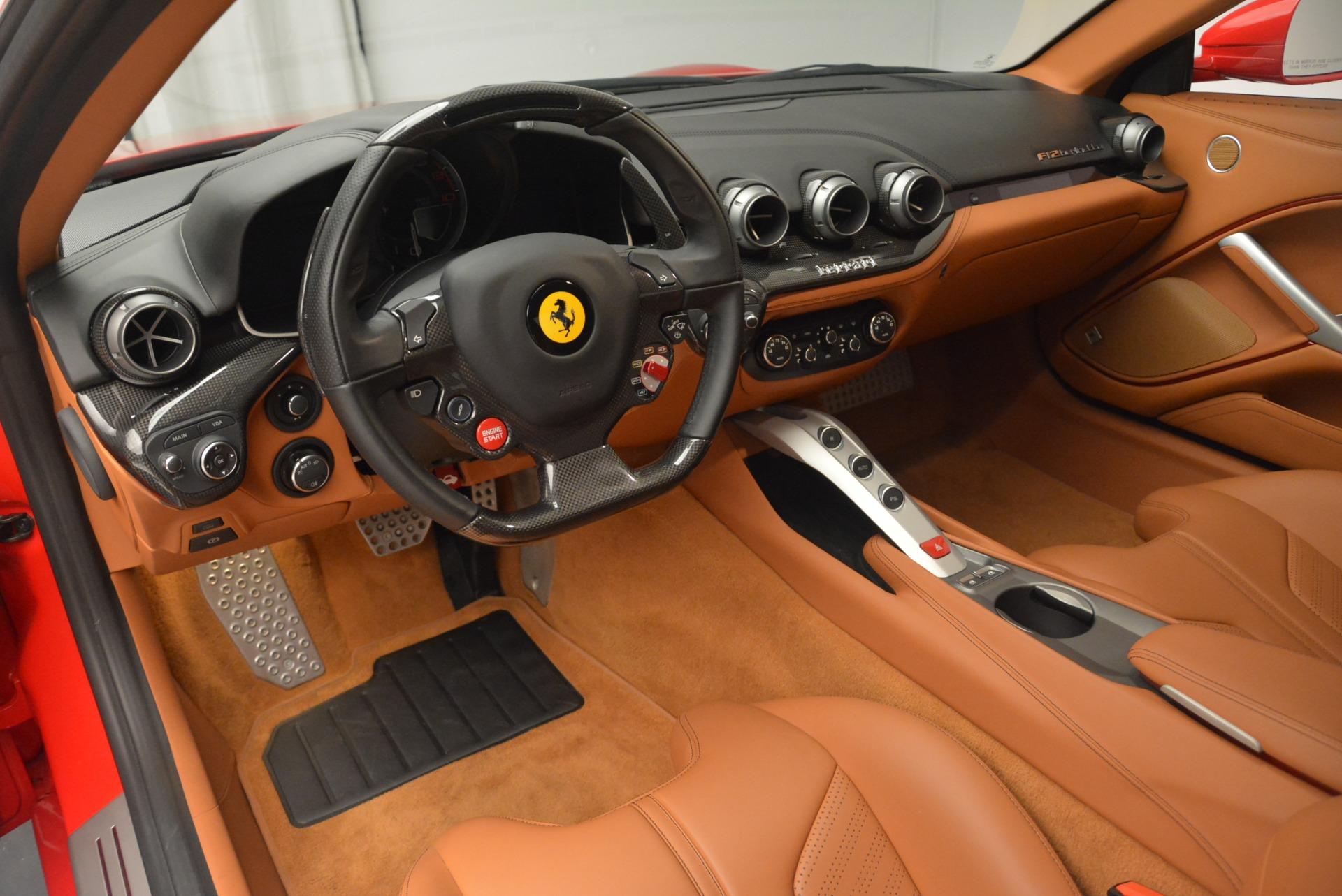 Used 2014 Ferrari F12 Berlinetta  For Sale In Greenwich, CT 2380_p13