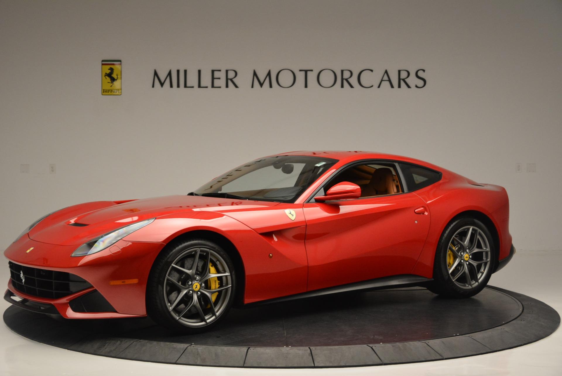 Used 2014 Ferrari F12 Berlinetta  For Sale In Greenwich, CT 2380_p2