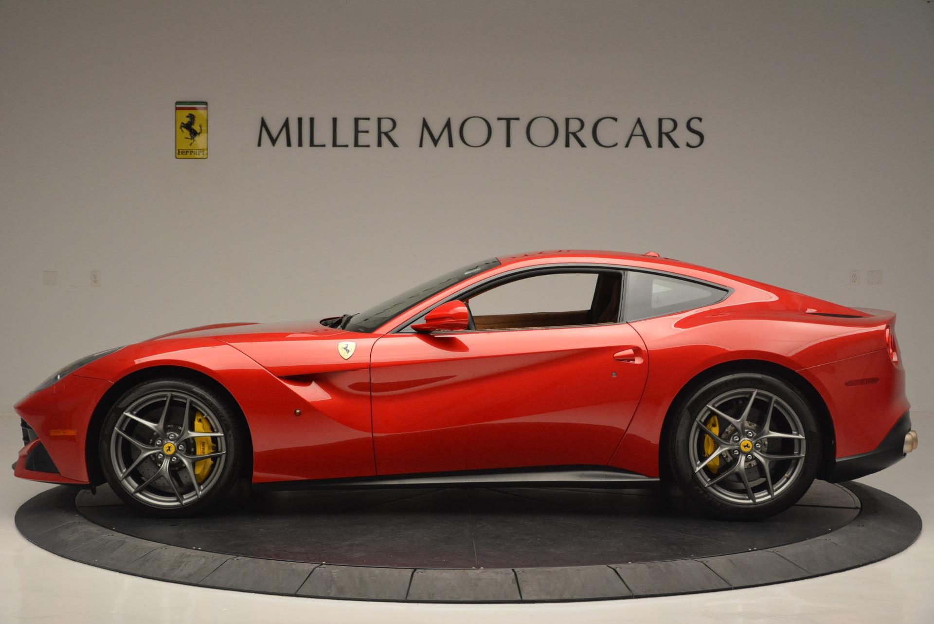 Used 2014 Ferrari F12 Berlinetta  For Sale In Greenwich, CT 2380_p3