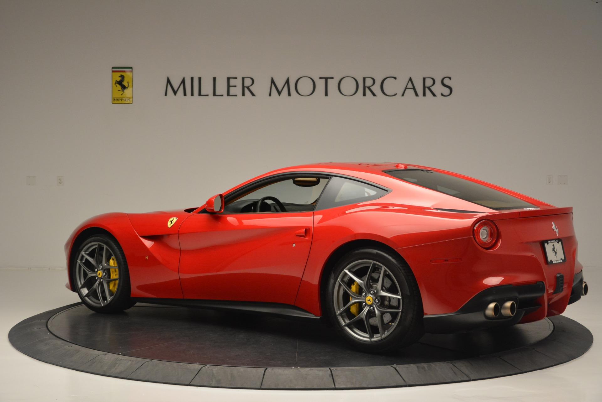 Used 2014 Ferrari F12 Berlinetta  For Sale In Greenwich, CT 2380_p4