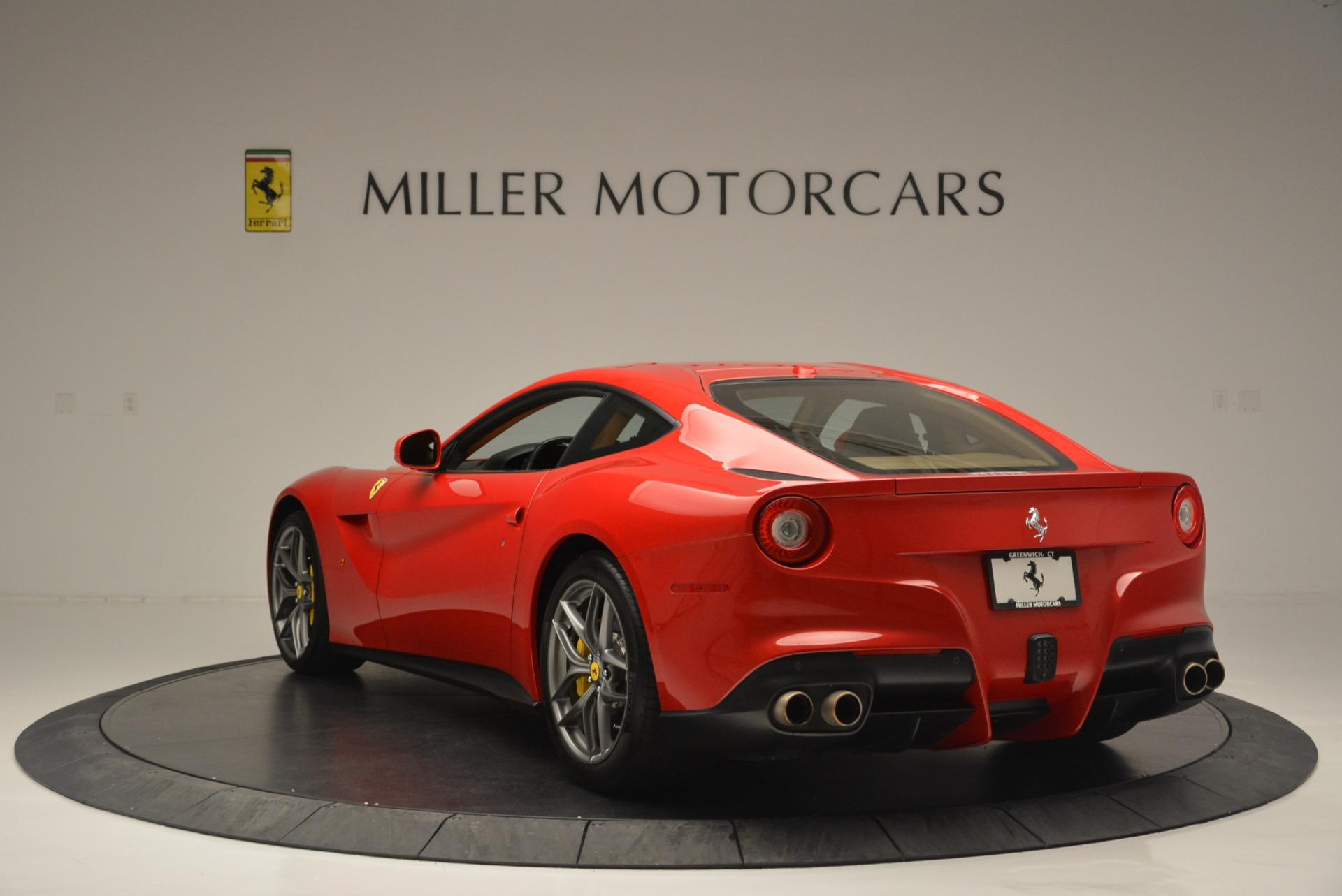 Used 2014 Ferrari F12 Berlinetta  For Sale In Greenwich, CT 2380_p5