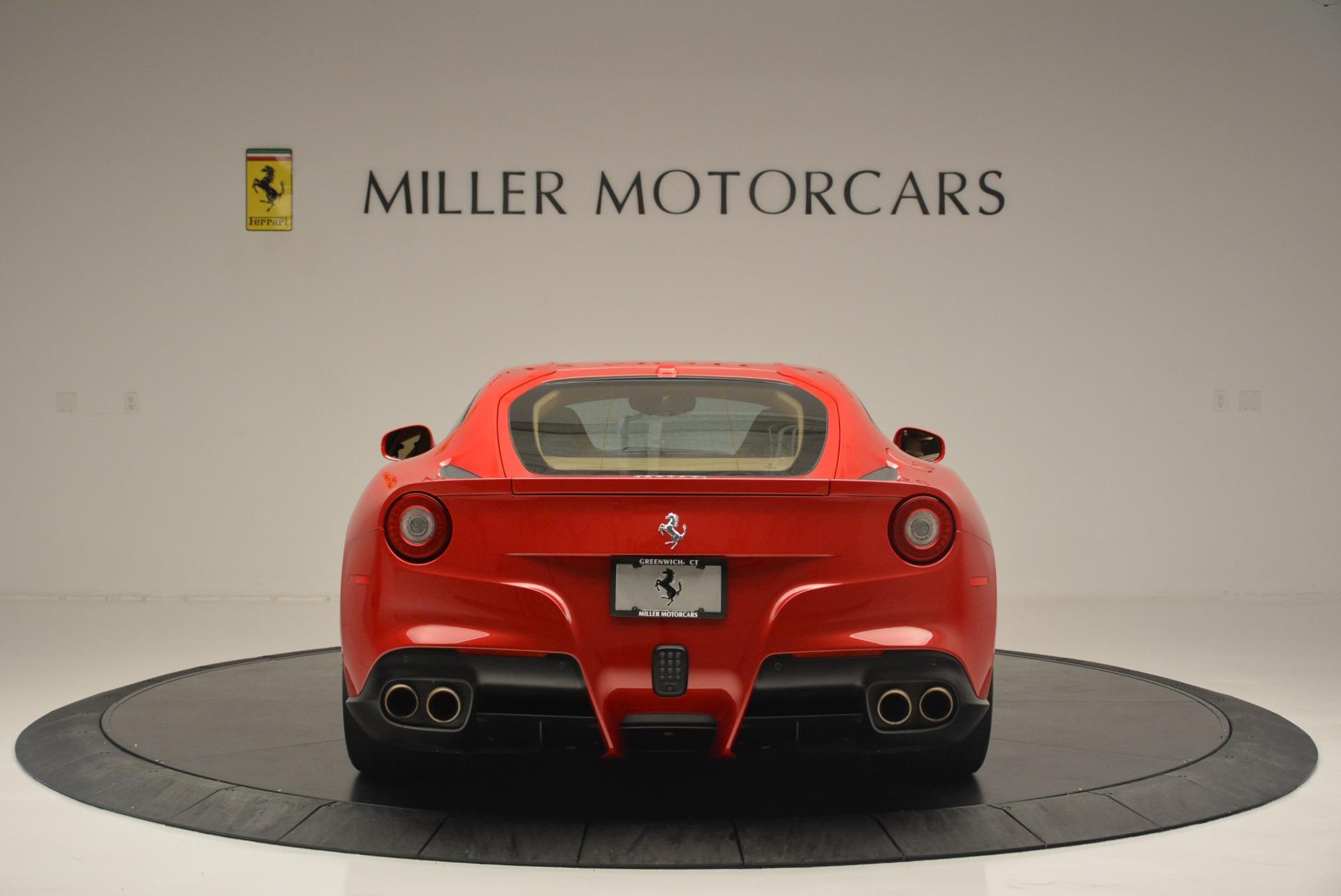 Used 2014 Ferrari F12 Berlinetta  For Sale In Greenwich, CT 2380_p6