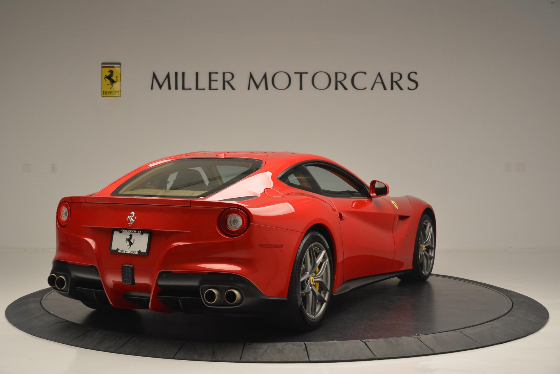 Used 2014 Ferrari F12 Berlinetta  For Sale In Greenwich, CT 2380_p7