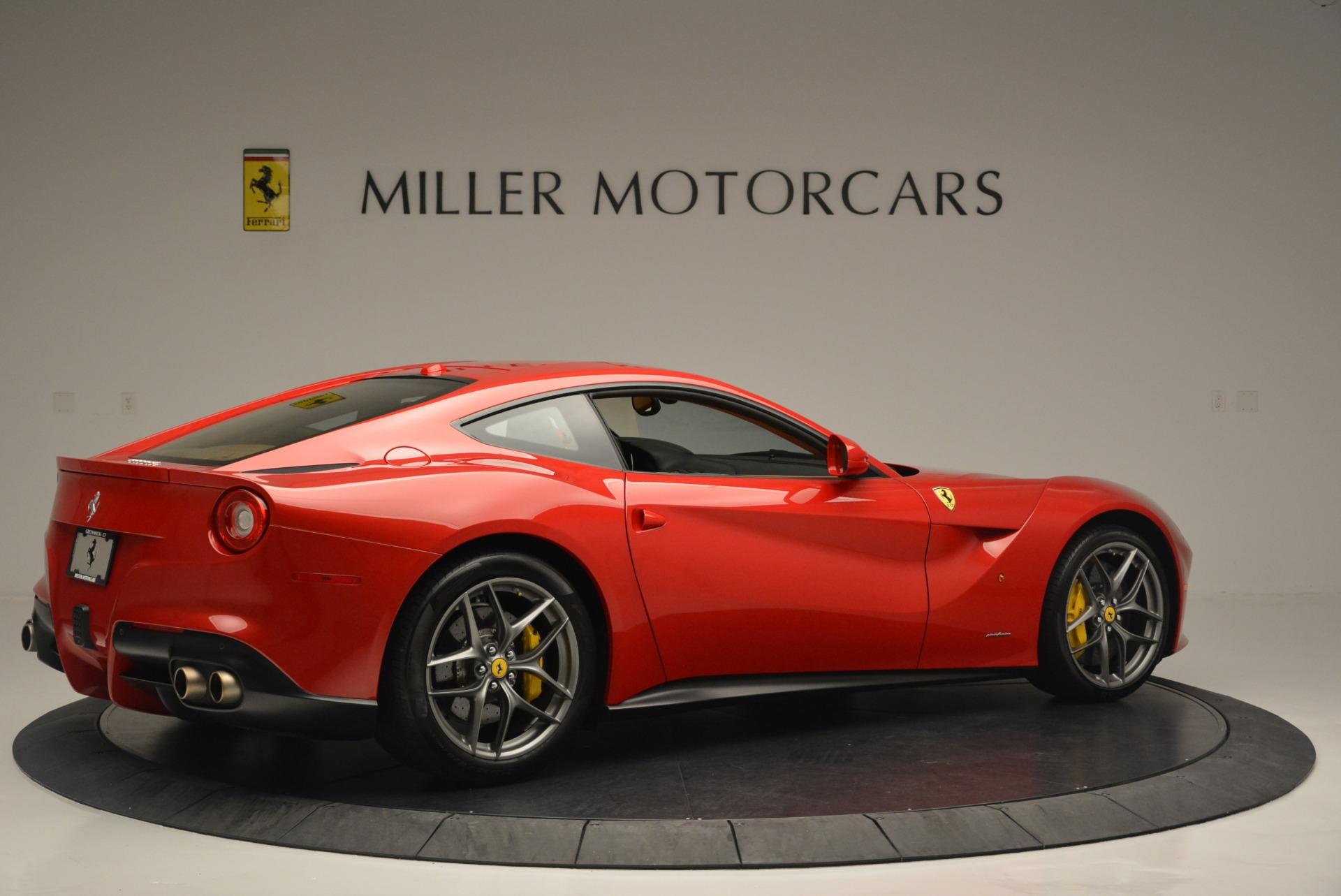 Used 2014 Ferrari F12 Berlinetta  For Sale In Greenwich, CT 2380_p8