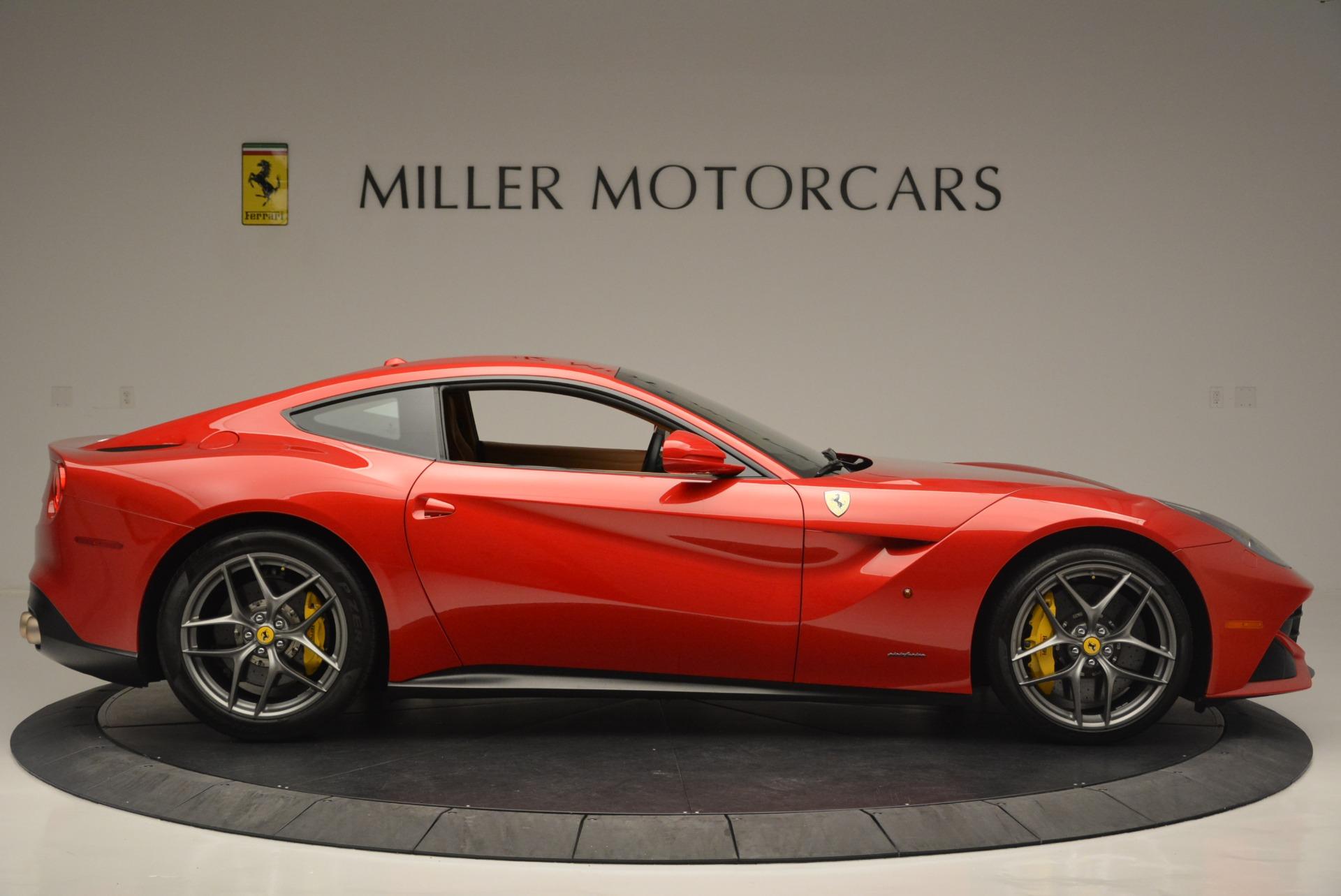 Used 2014 Ferrari F12 Berlinetta  For Sale In Greenwich, CT 2380_p9