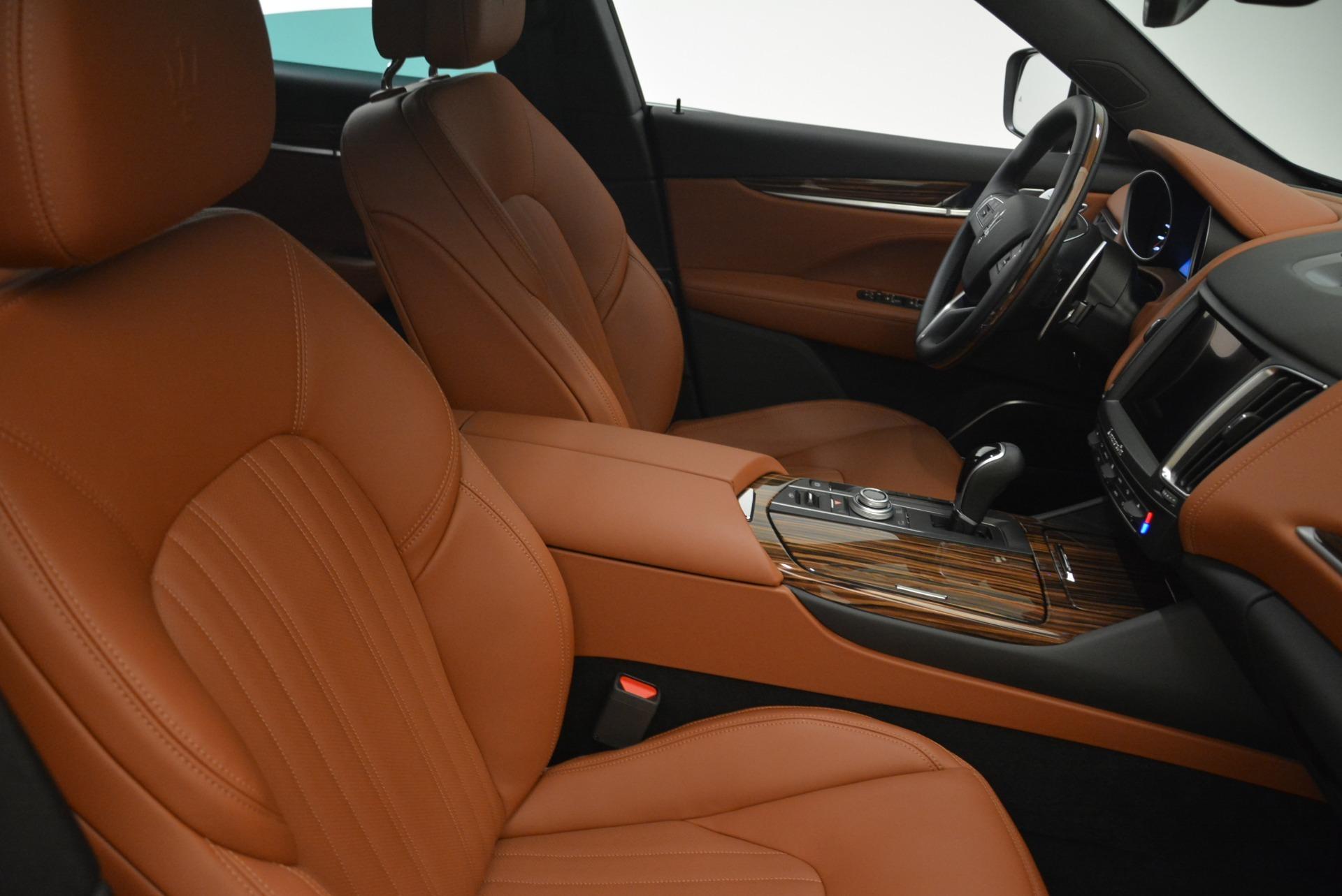 New 2018 Maserati Levante S Q4 GranLusso For Sale In Greenwich, CT 2384_p14