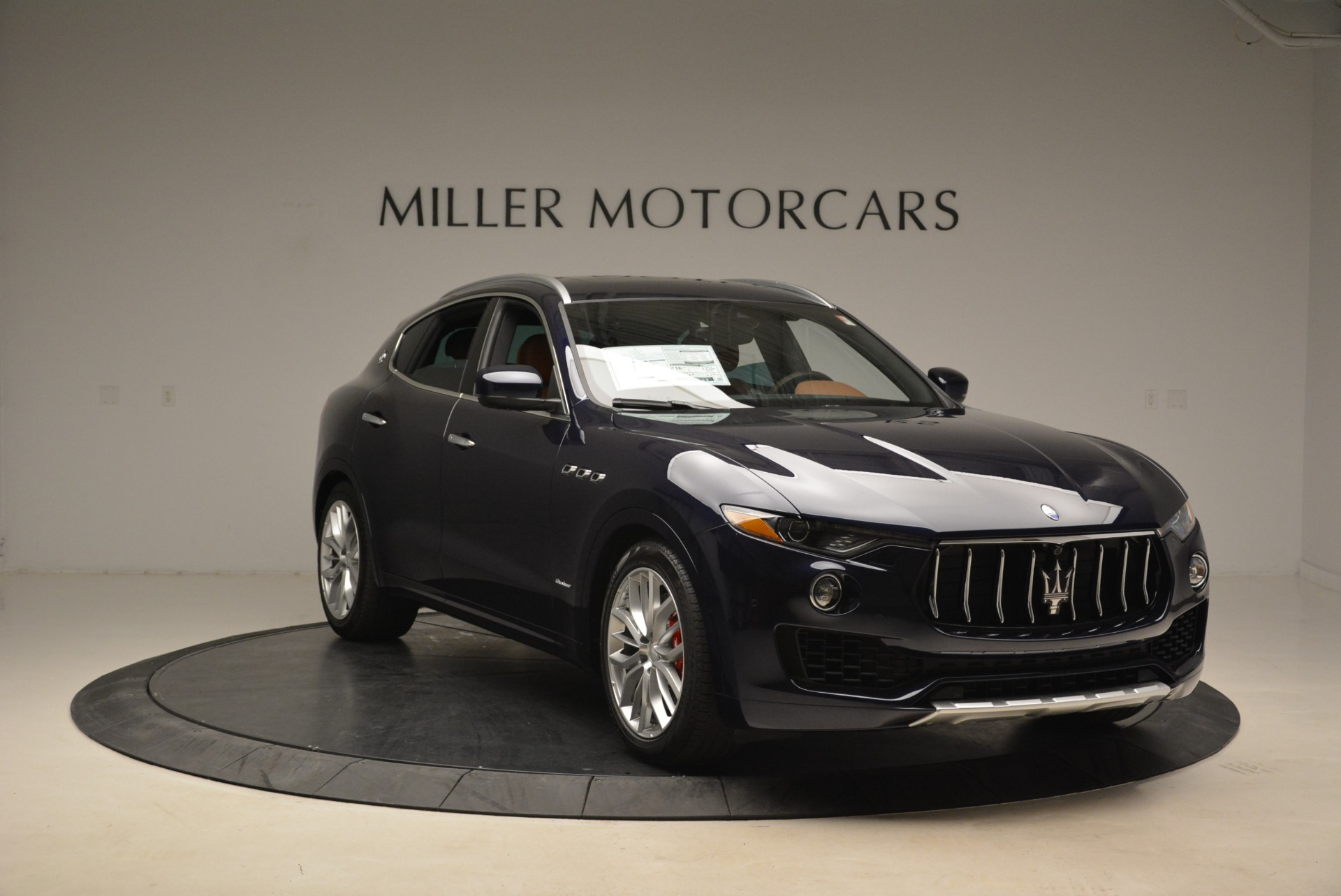 New 2018 Maserati Levante S Q4 GranLusso For Sale In Greenwich, CT 2384_p9