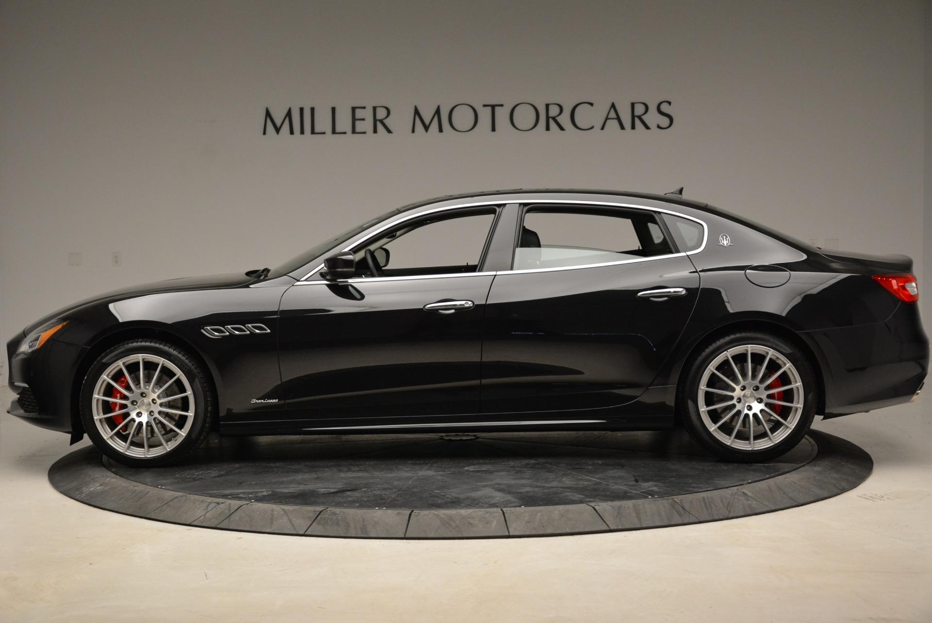 New 2018 Maserati Quattroporte S Q4 GranLusso For Sale In Greenwich, CT 2386_p3