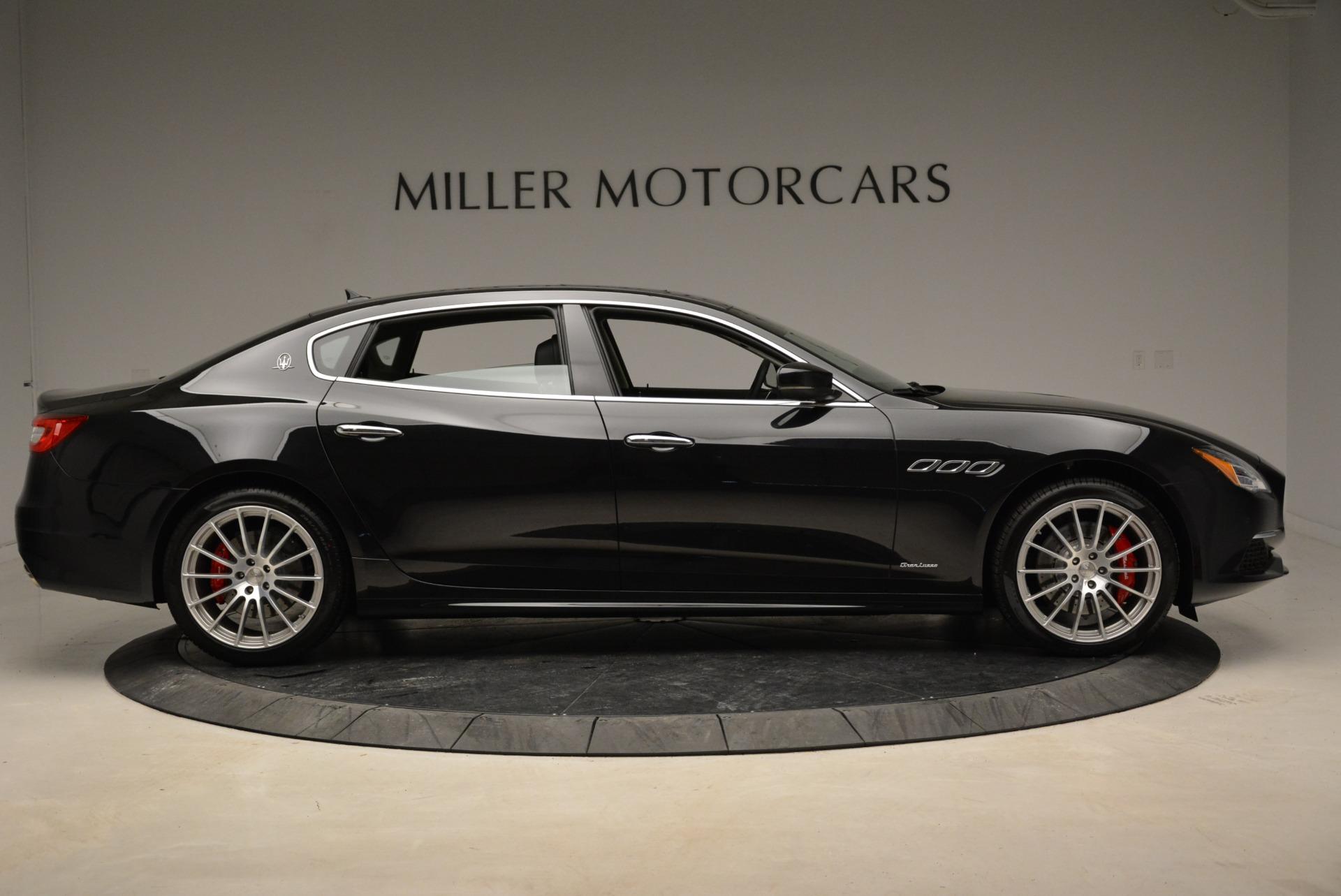 New 2018 Maserati Quattroporte S Q4 GranLusso For Sale In Greenwich, CT 2386_p9