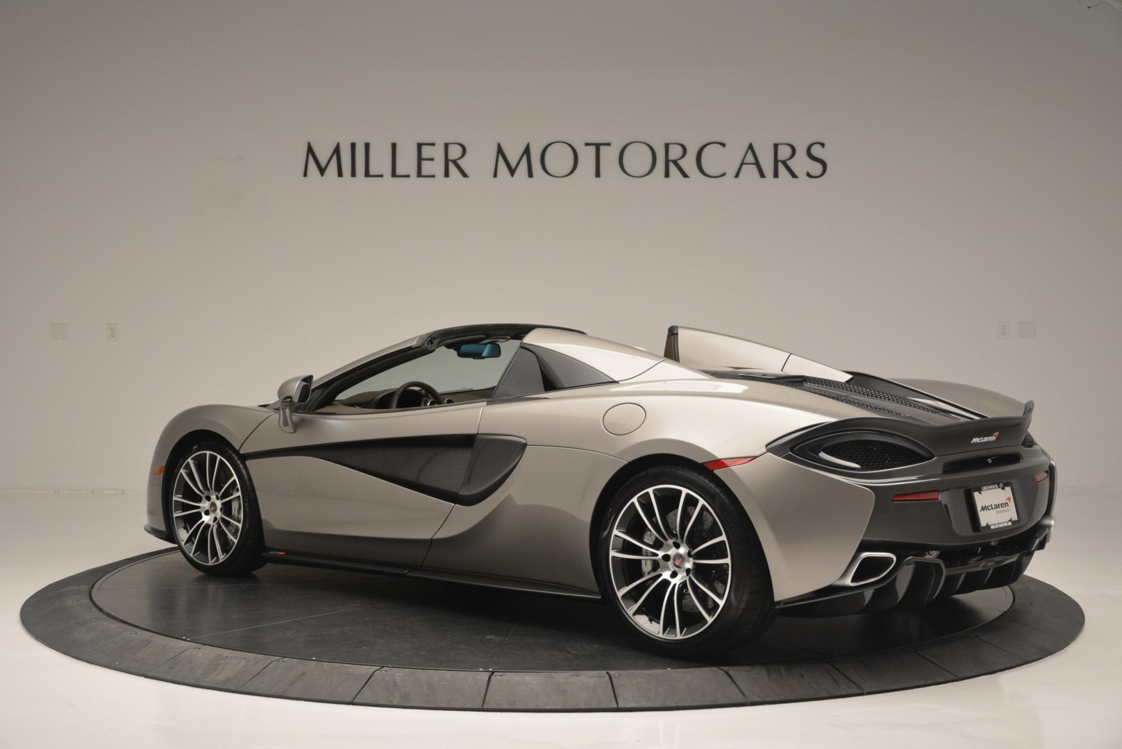 New 2018 McLaren 570S Spider For Sale In Greenwich, CT 2387_p4