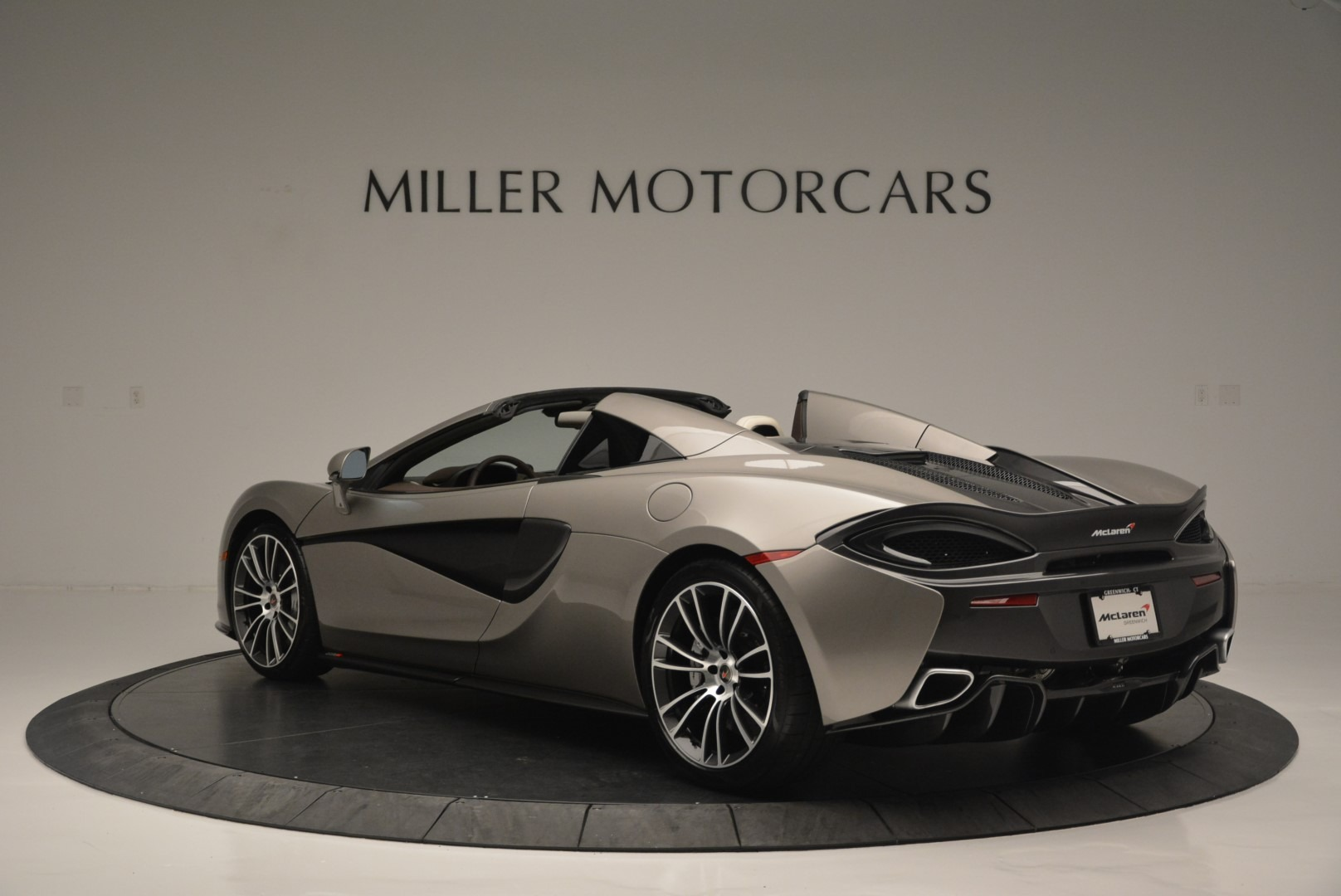 New 2018 McLaren 570S Spider For Sale In Greenwich, CT 2387_p5