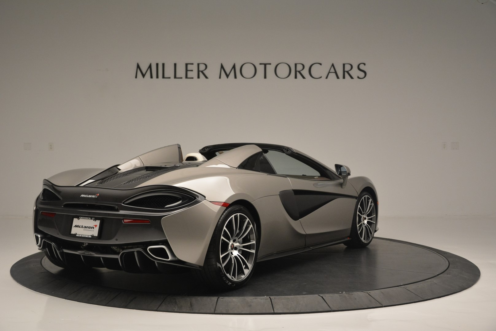 New 2018 McLaren 570S Spider For Sale In Greenwich, CT 2387_p7