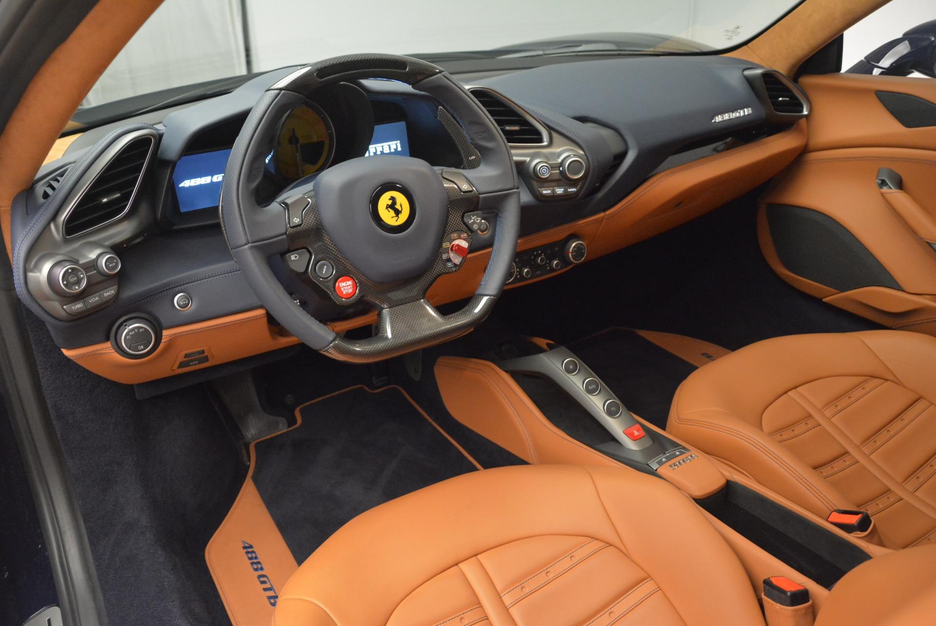 Used 2018 Ferrari 488 GTB  For Sale In Greenwich, CT 2388_p13