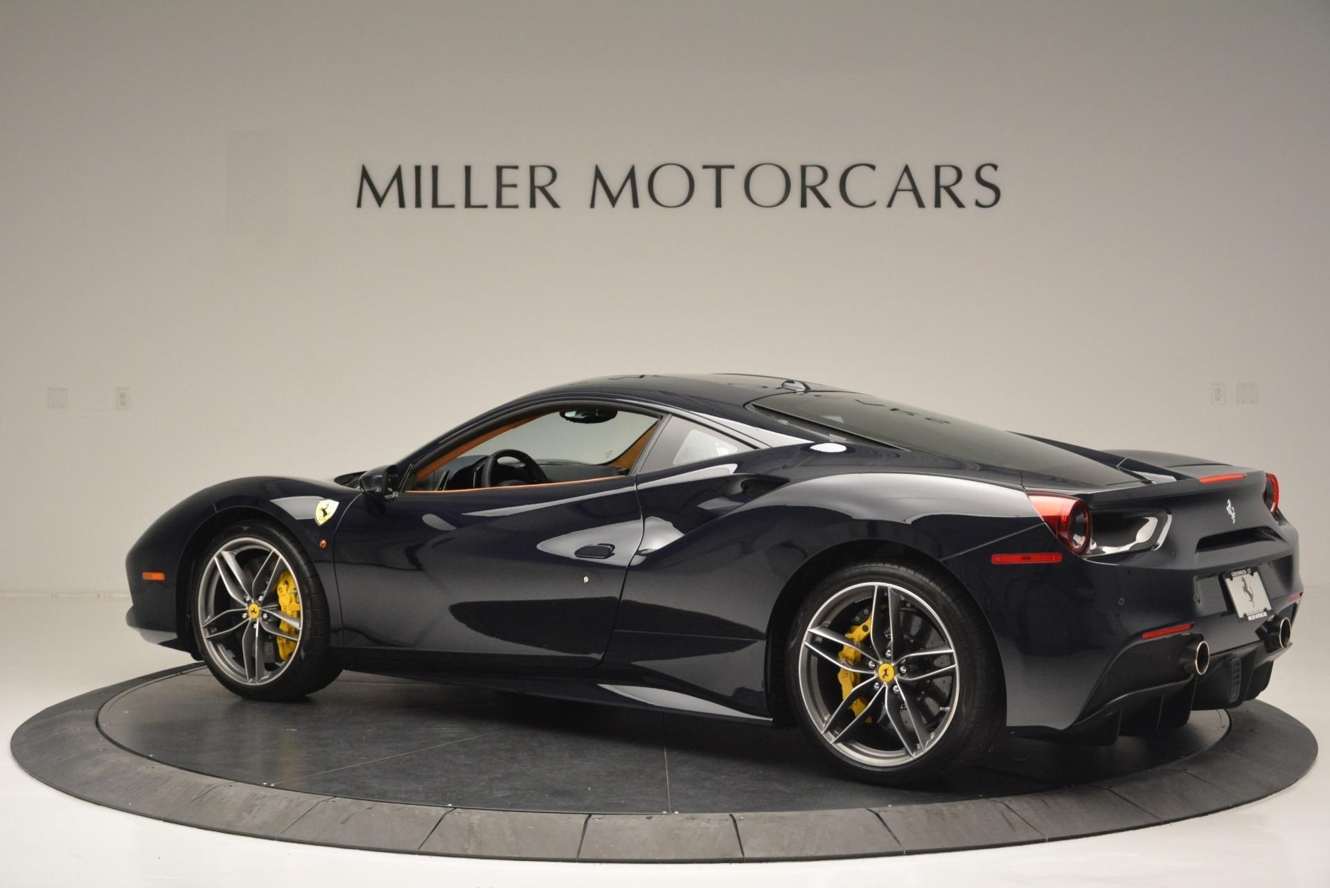 Used 2018 Ferrari 488 GTB  For Sale In Greenwich, CT 2388_p4