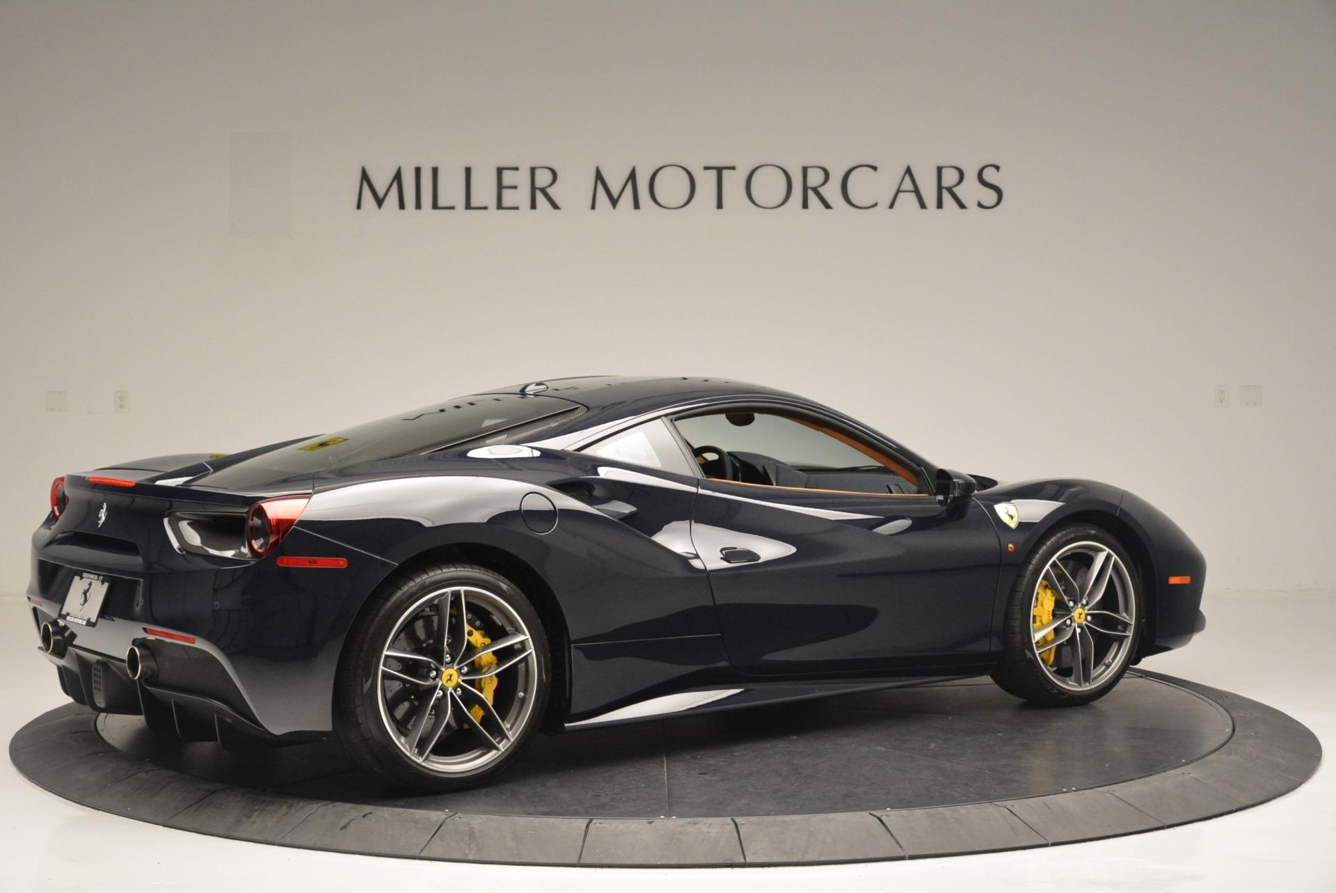 Used 2018 Ferrari 488 GTB  For Sale In Greenwich, CT 2388_p8