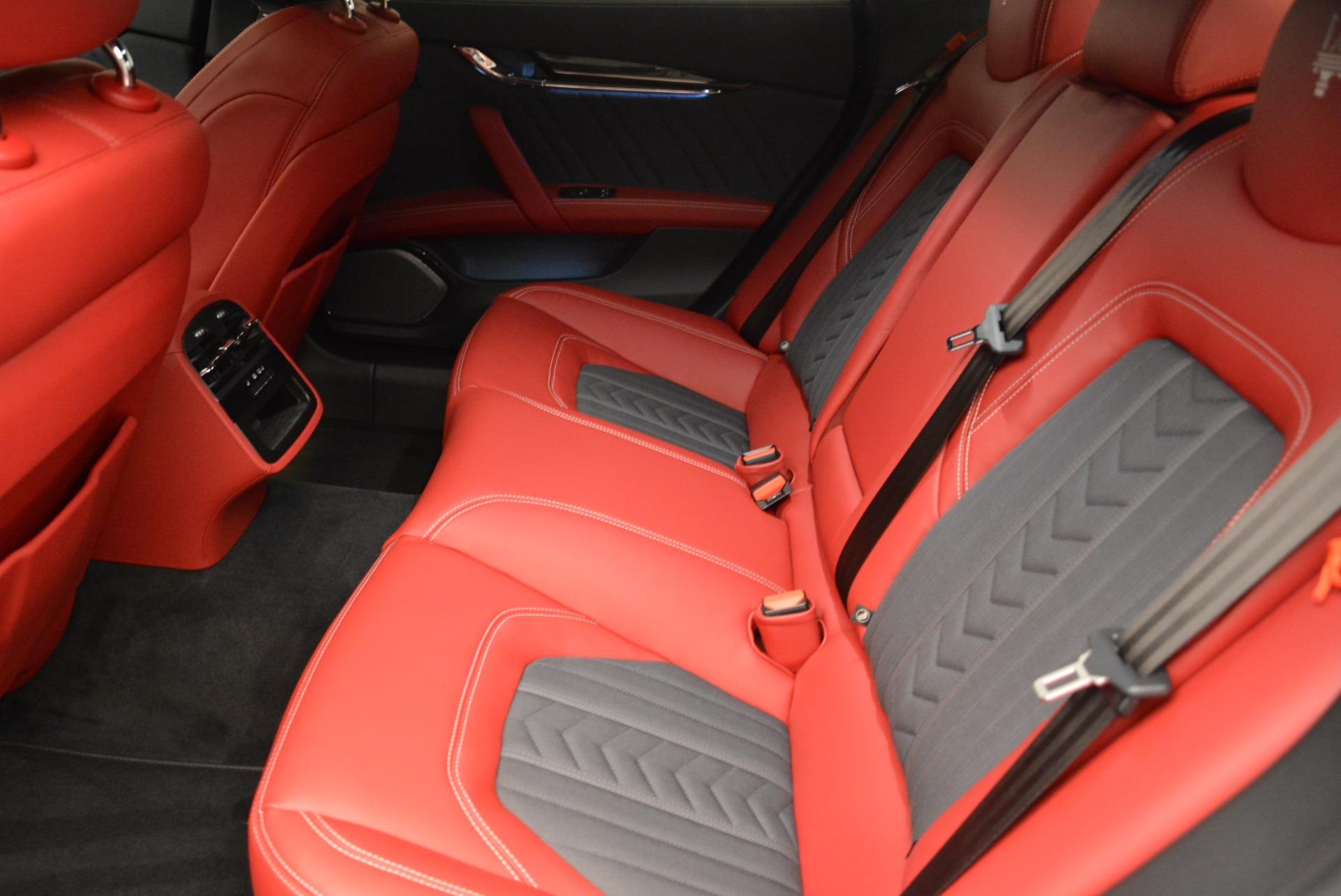 New 2018 Maserati Quattroporte S Q4 GranLusso For Sale In Greenwich, CT 2390_p17