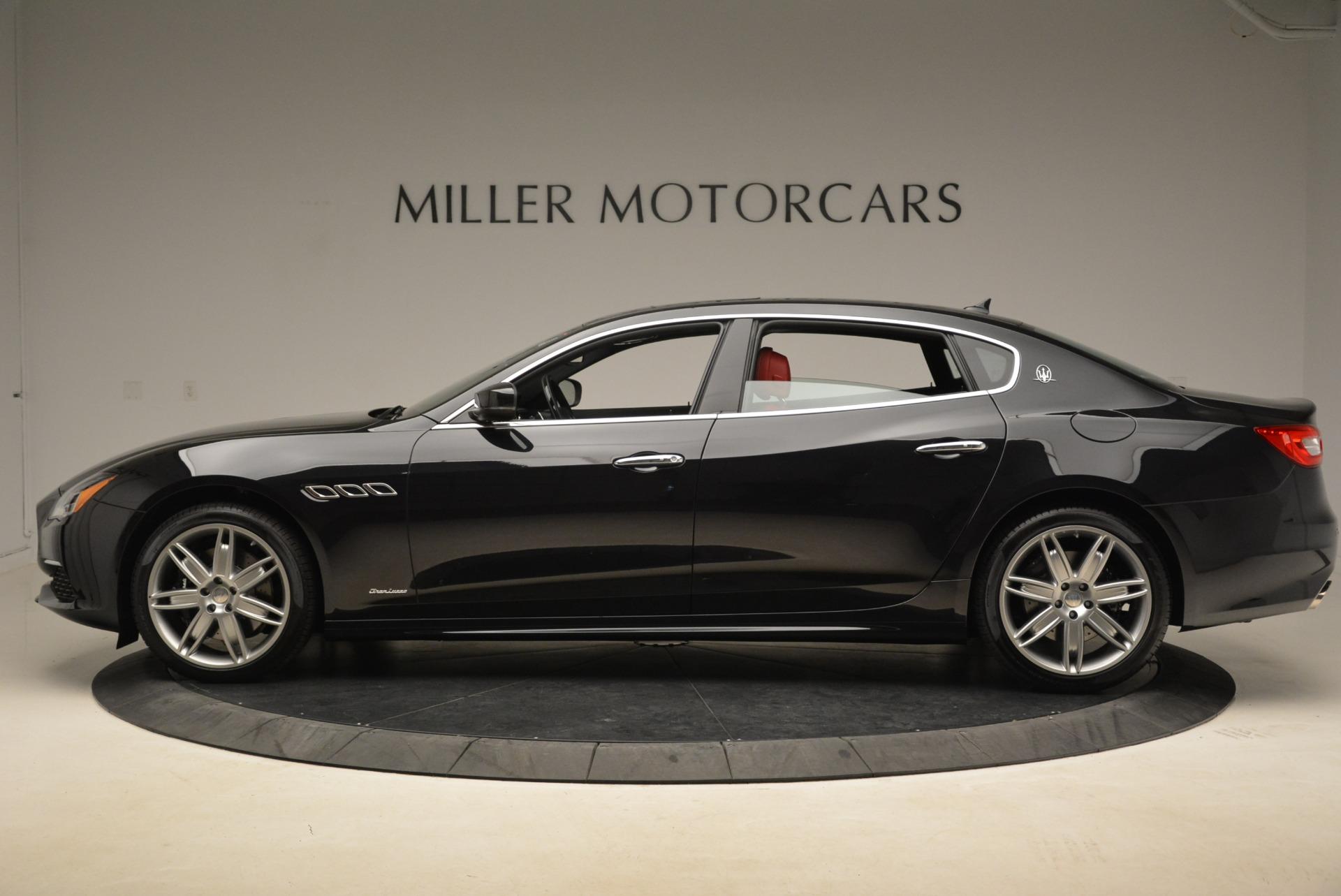 New 2018 Maserati Quattroporte S Q4 GranLusso For Sale In Greenwich, CT 2390_p3
