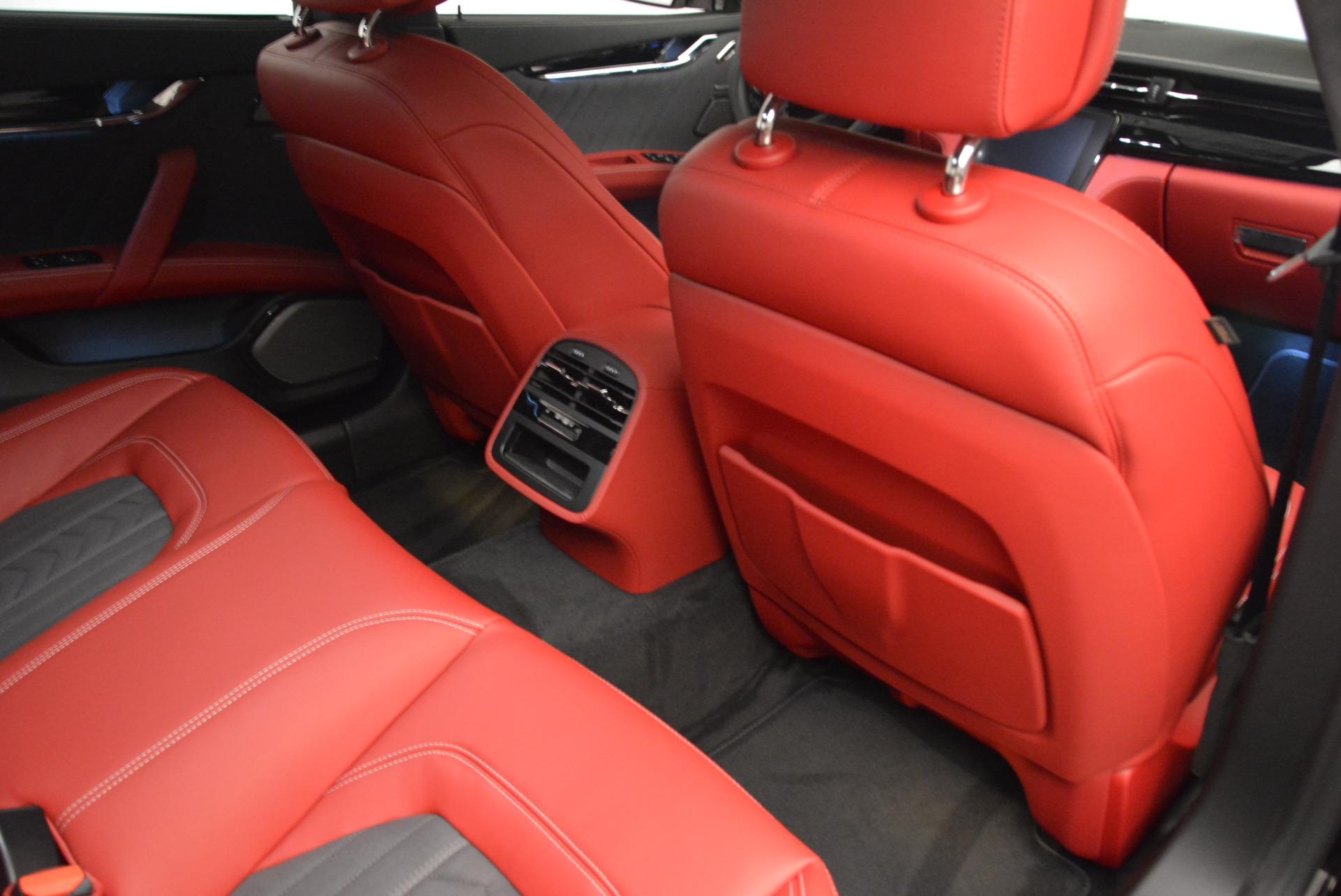New 2018 Maserati Quattroporte S Q4 GranLusso For Sale In Greenwich, CT 2391_p23