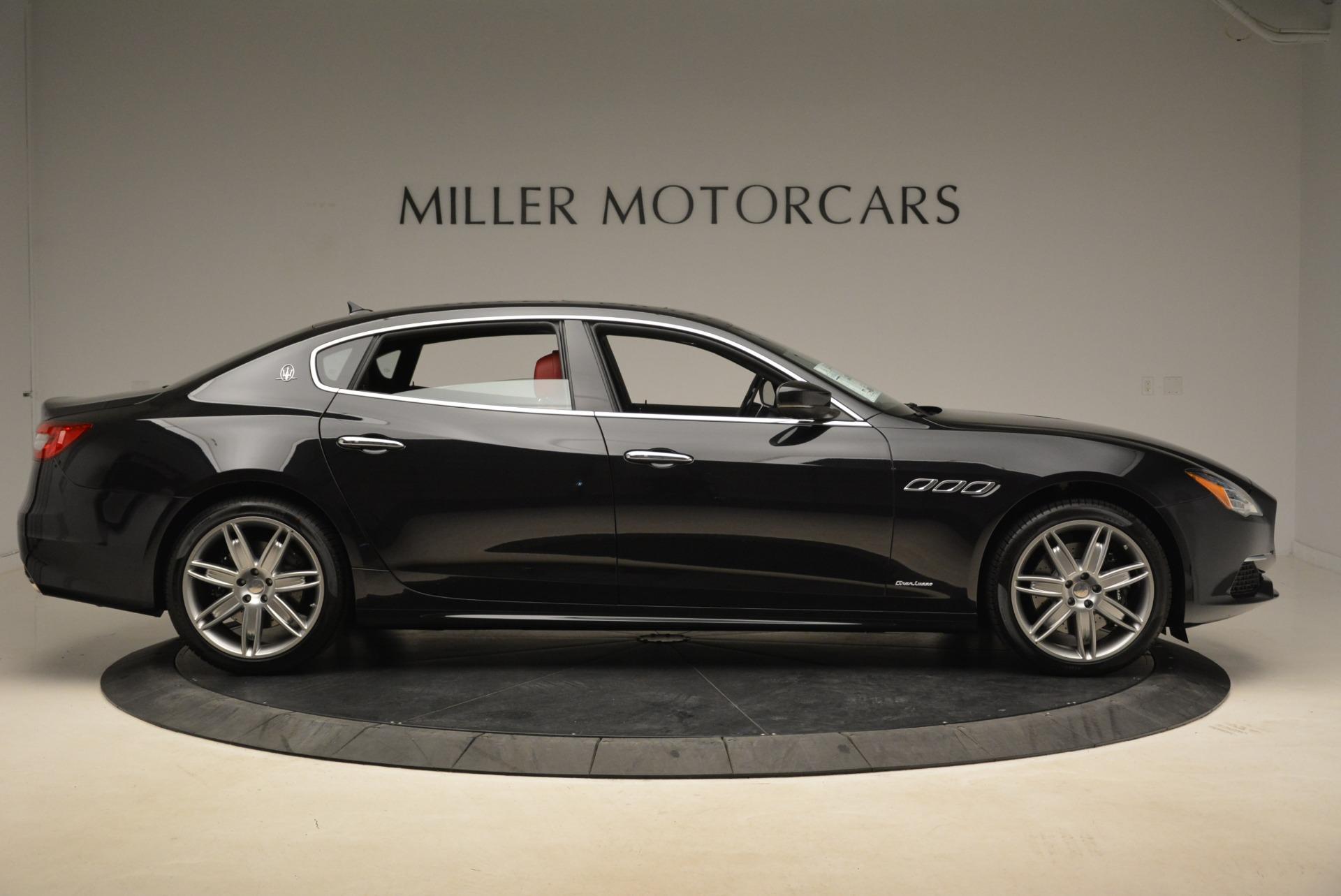 New 2018 Maserati Quattroporte S Q4 GranLusso For Sale In Greenwich, CT 2391_p9