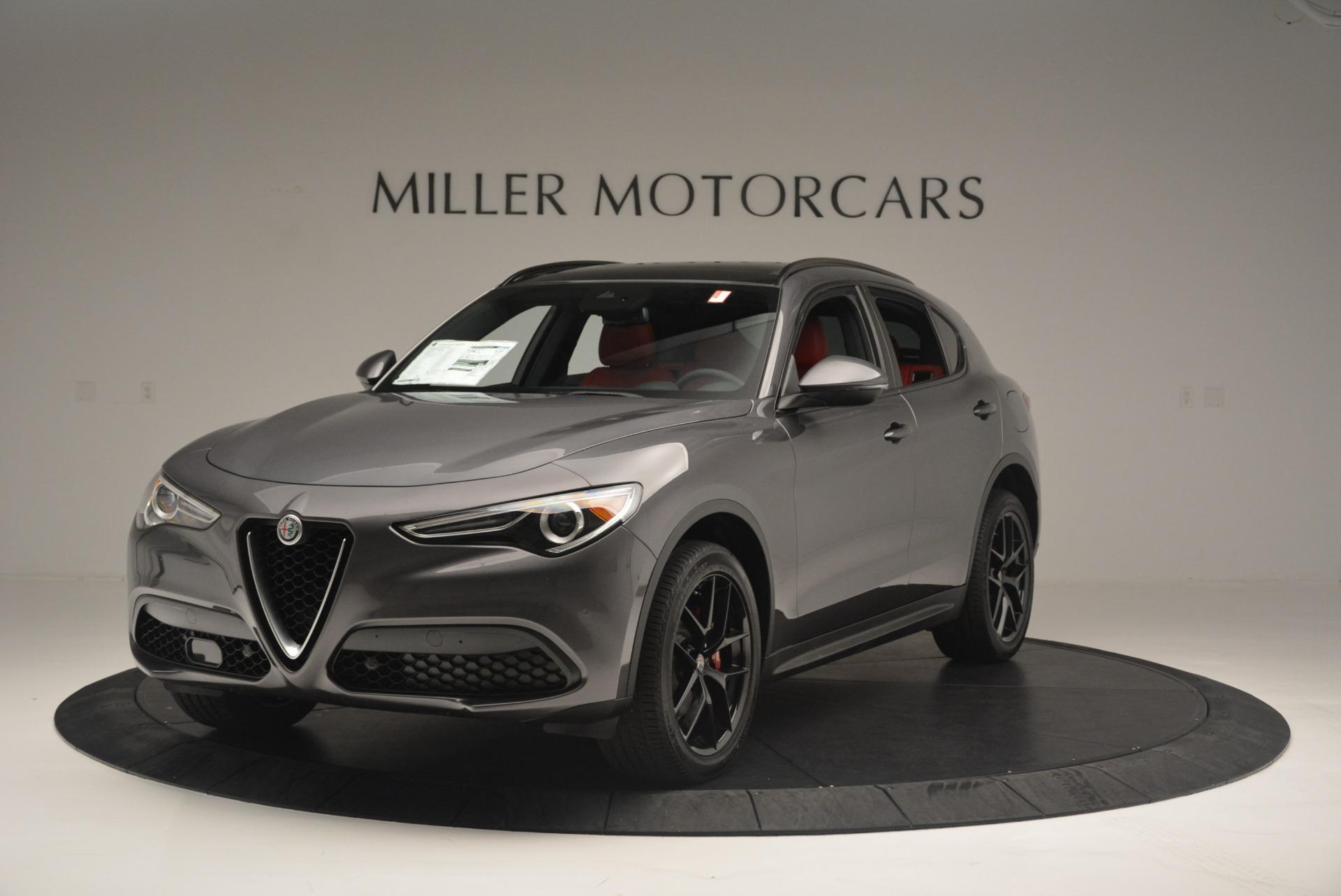 New 2018 Alfa Romeo Stelvio Ti Sport Q4 For Sale In Greenwich, CT 2393_main