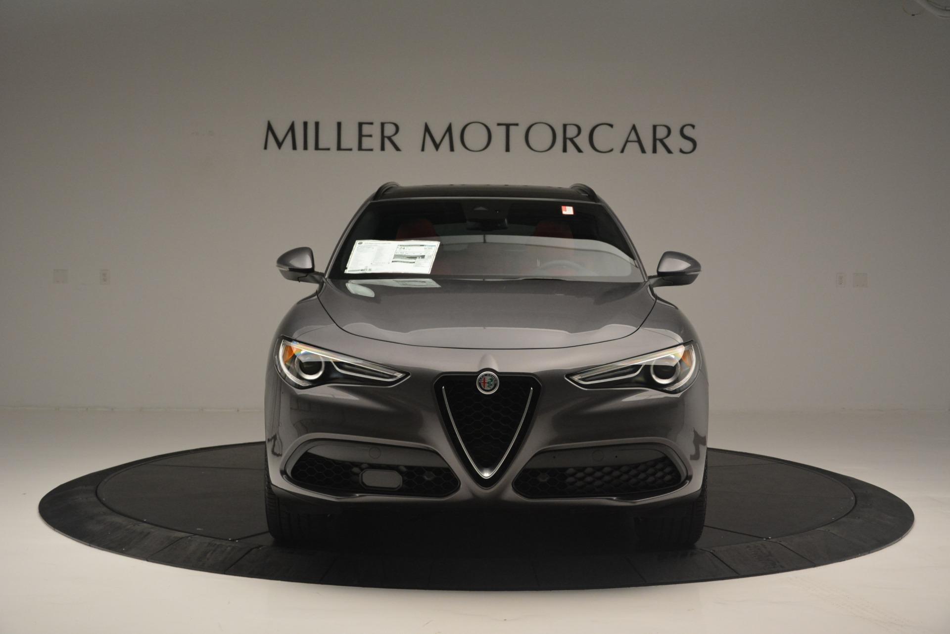 New 2018 Alfa Romeo Stelvio Ti Sport Q4 For Sale In Greenwich, CT 2393_p12