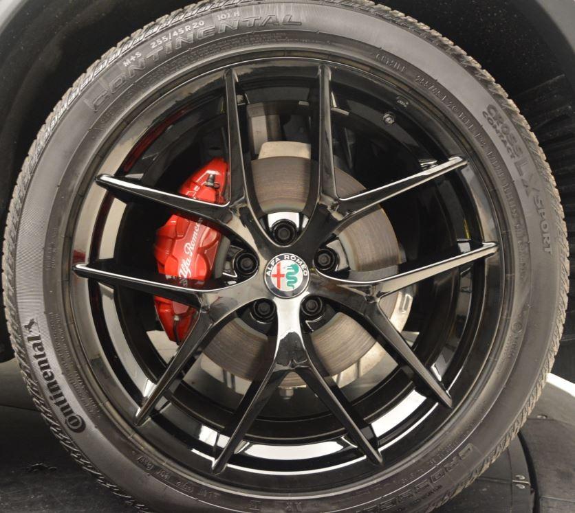 New 2018 Alfa Romeo Stelvio Ti Sport Q4 For Sale In Greenwich, CT 2393_p25