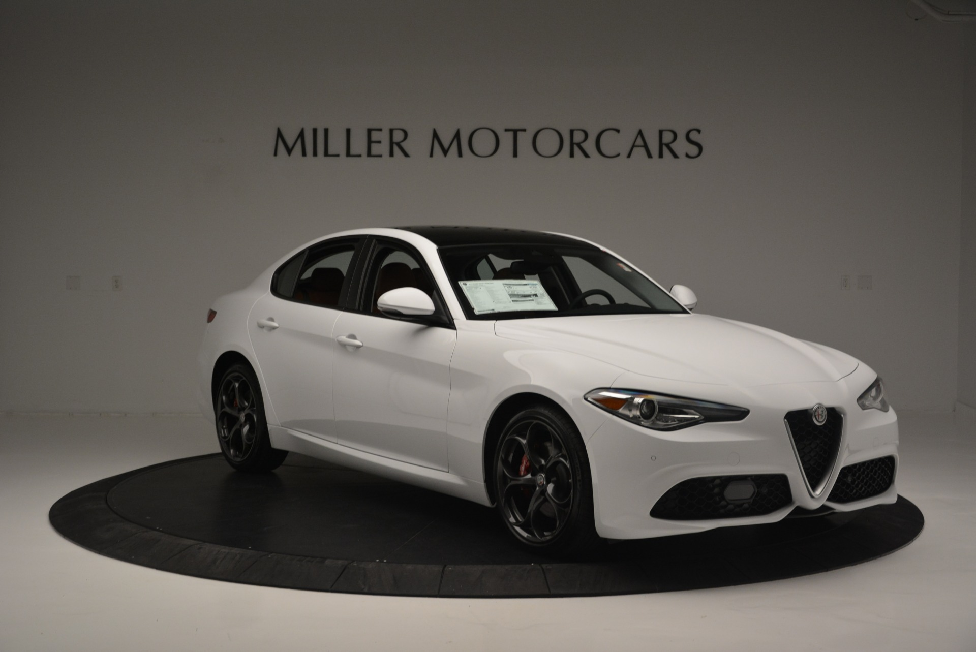 New 2018 Alfa Romeo Giulia Ti Sport Q4 For Sale In Greenwich, CT 2399_p11