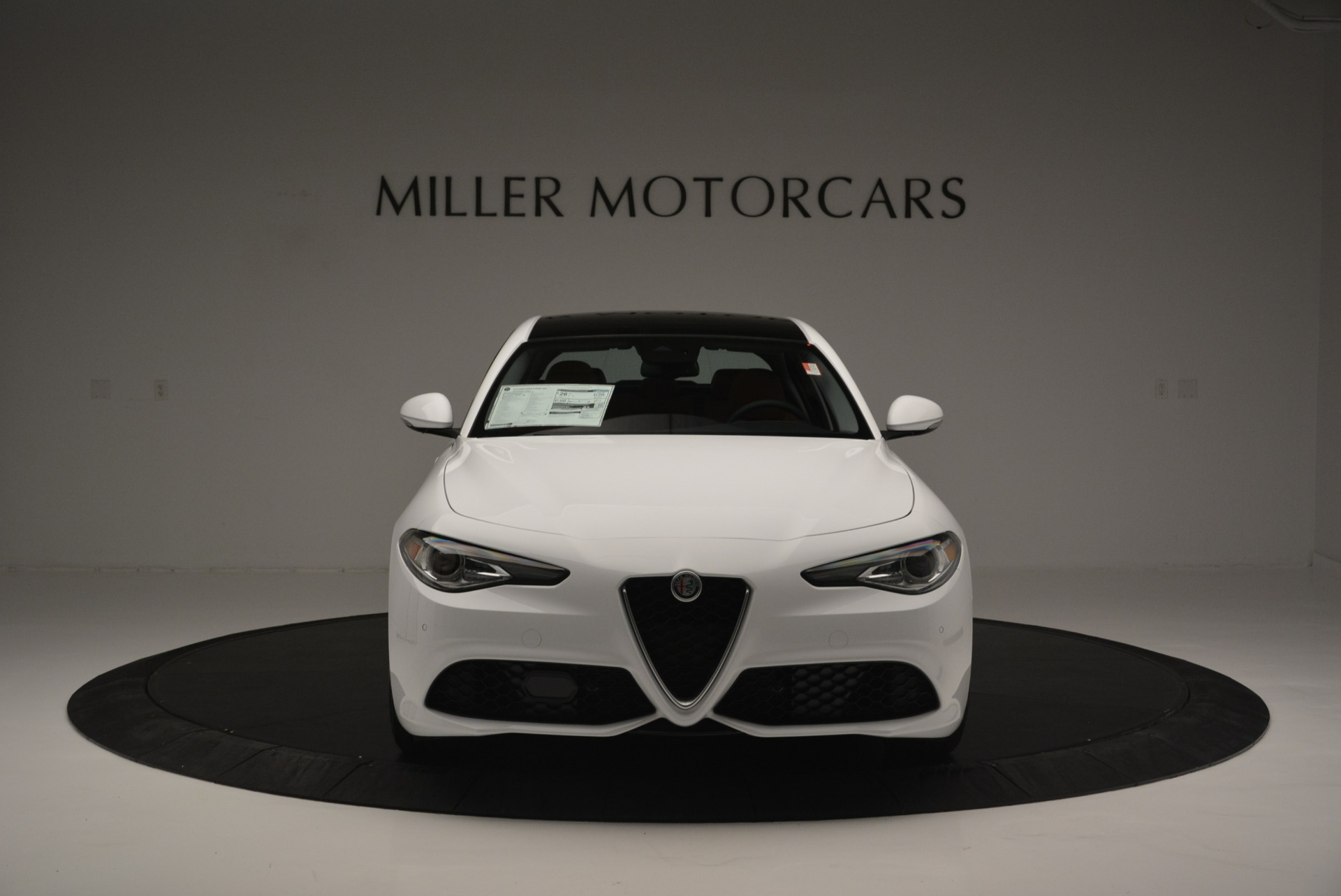 New 2018 Alfa Romeo Giulia Ti Sport Q4 For Sale In Greenwich, CT 2399_p12