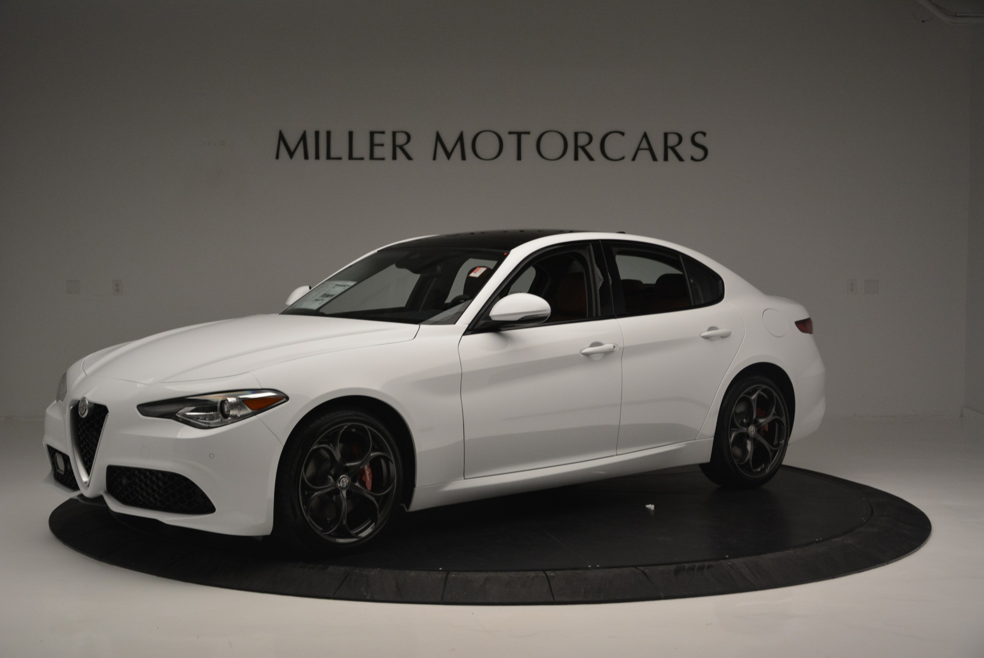 New 2018 Alfa Romeo Giulia Ti Sport Q4 For Sale In Greenwich, CT 2399_p2