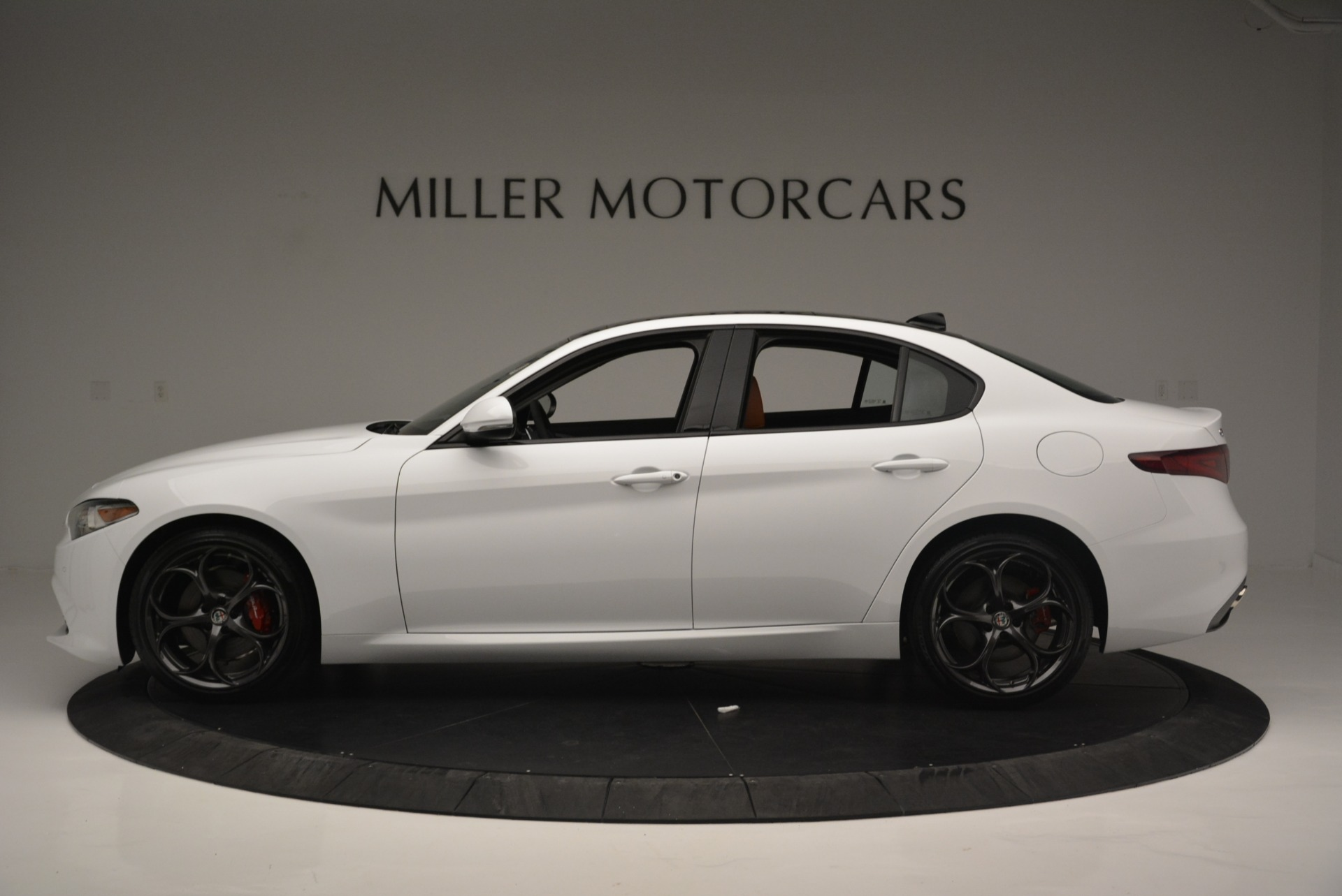 New 2018 Alfa Romeo Giulia Ti Sport Q4 For Sale In Greenwich, CT 2399_p3
