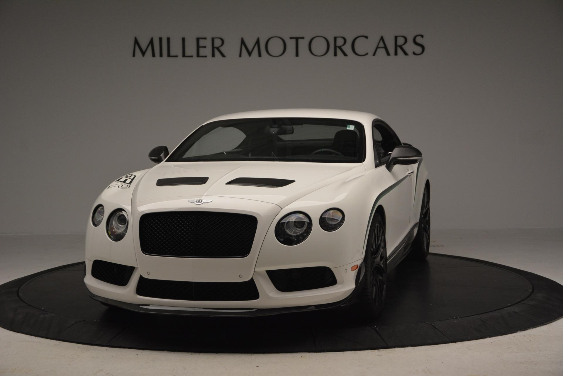 Used 2015 Bentley GT GT3-R  For Sale In Greenwich, CT
