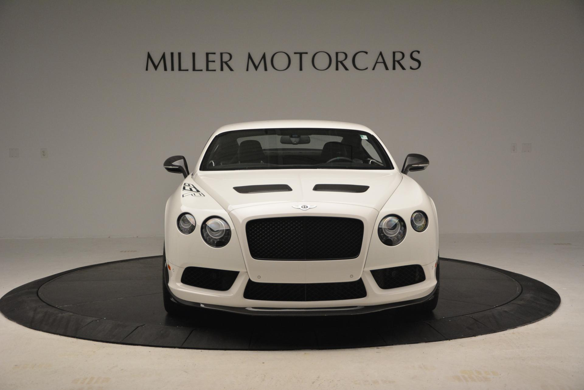 Used 2015 Bentley GT GT3-R  For Sale In Greenwich, CT 24_p16