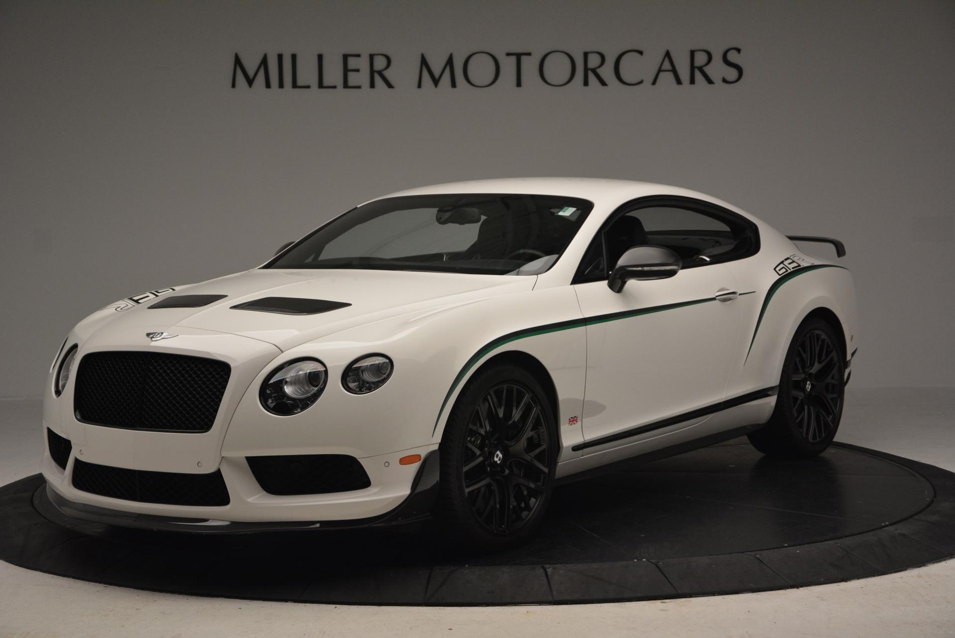 Used 2015 Bentley GT GT3-R  For Sale In Greenwich, CT 24_p2