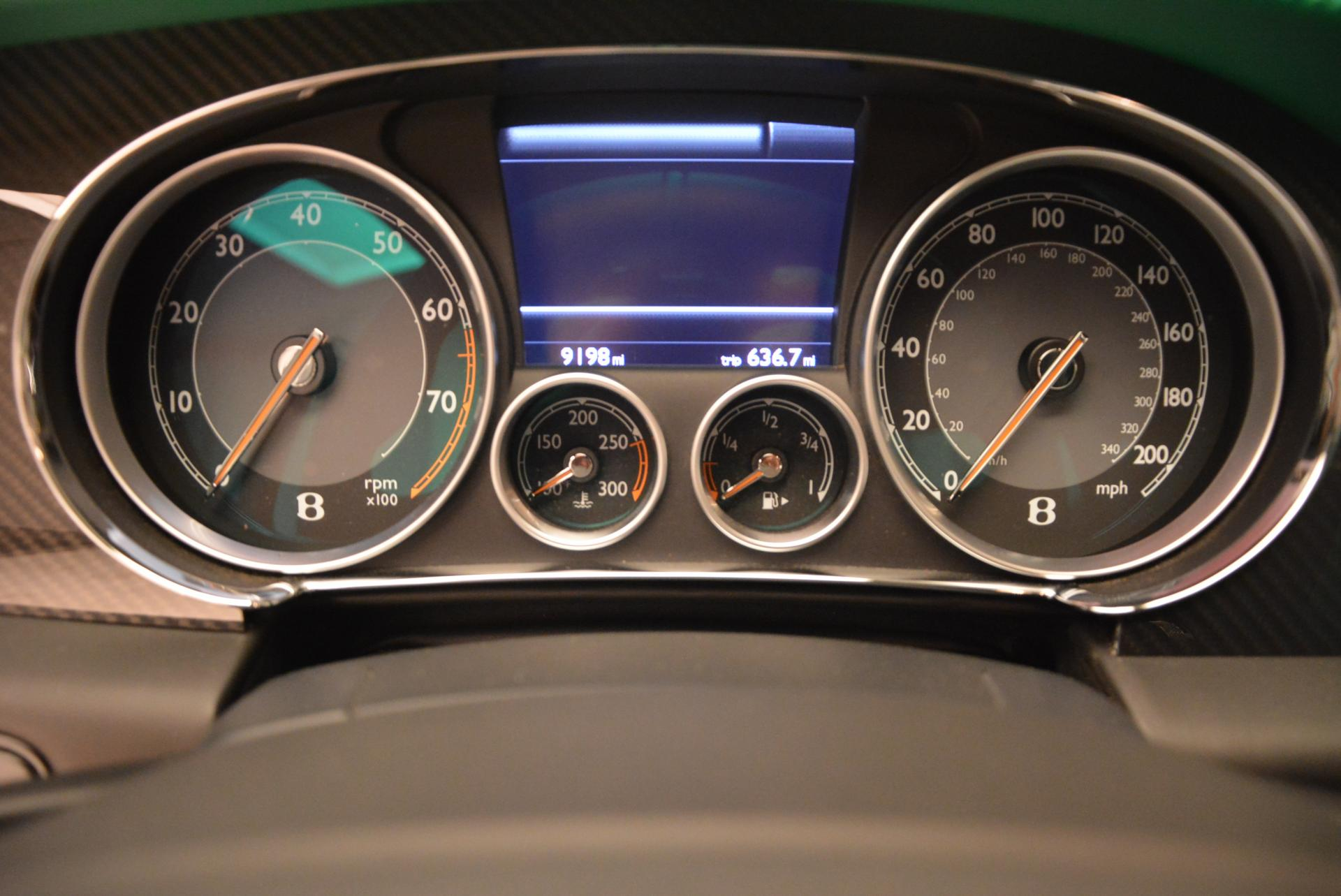Used 2015 Bentley GT GT3-R  For Sale In Greenwich, CT 24_p41