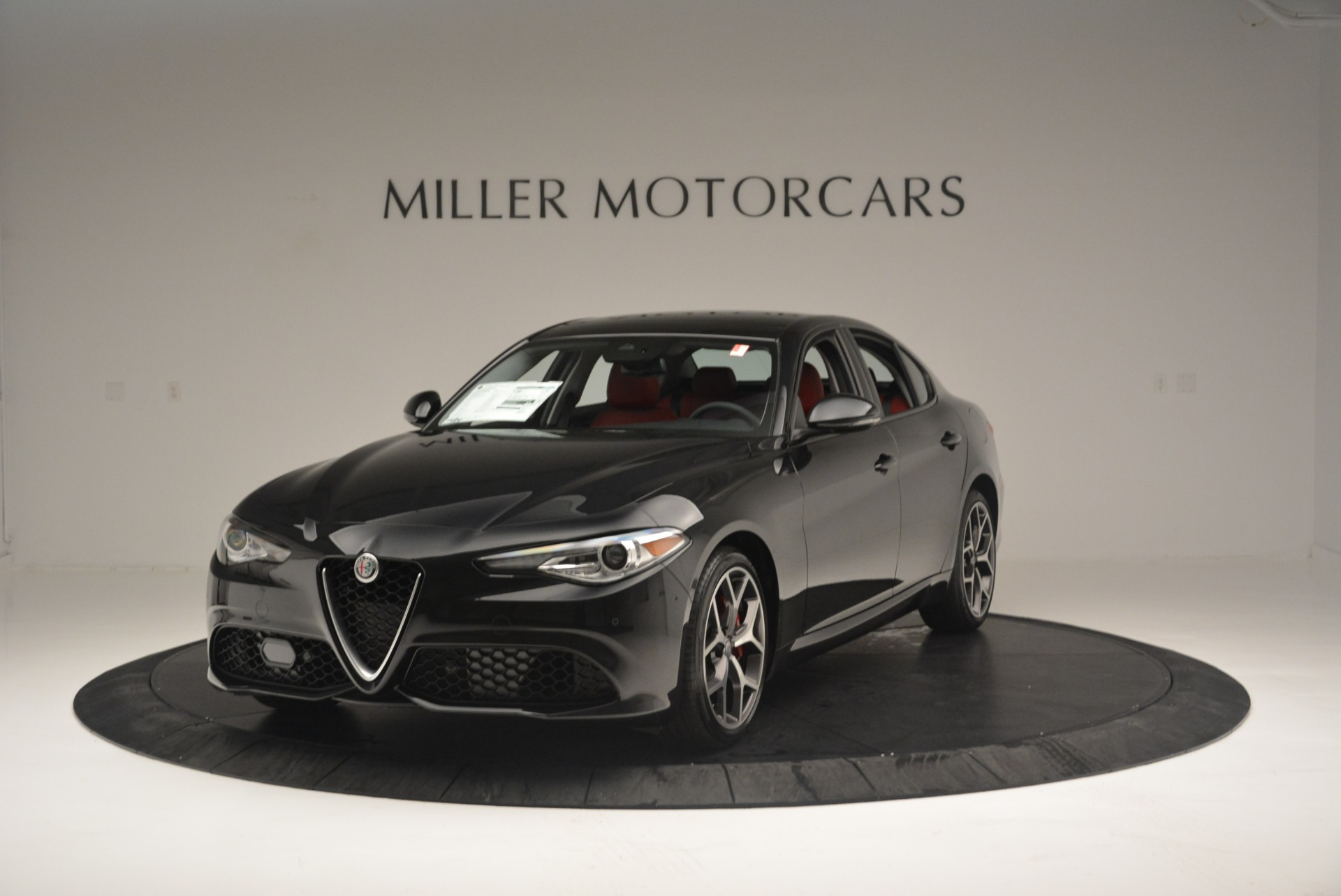New 2018 Alfa Romeo Giulia Ti Sport Q4 For Sale In Greenwich, CT 2400_main