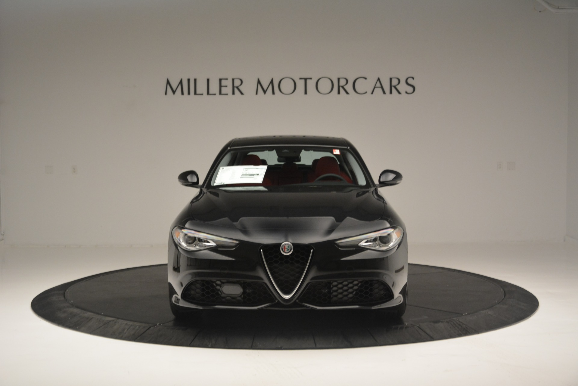 New 2018 Alfa Romeo Giulia Ti Sport Q4 For Sale In Greenwich, CT 2400_p12